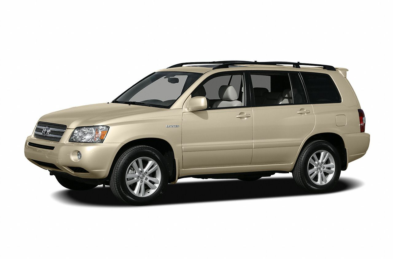 2006 Toyota Highlander Hybrid Pricing And Specs