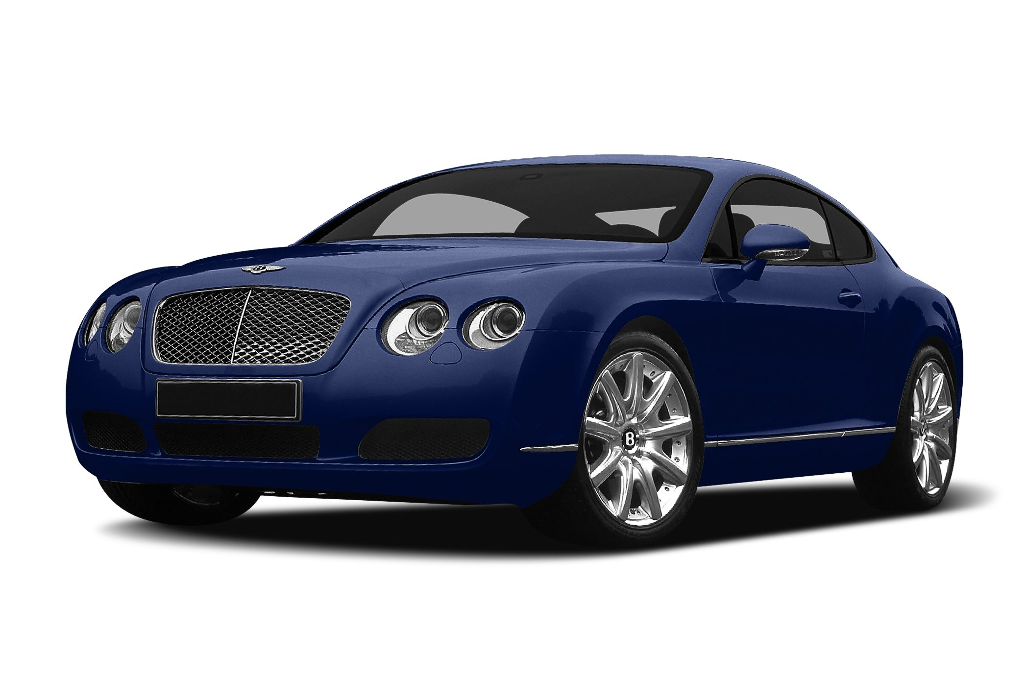 2007 Bentley Continental GT Information