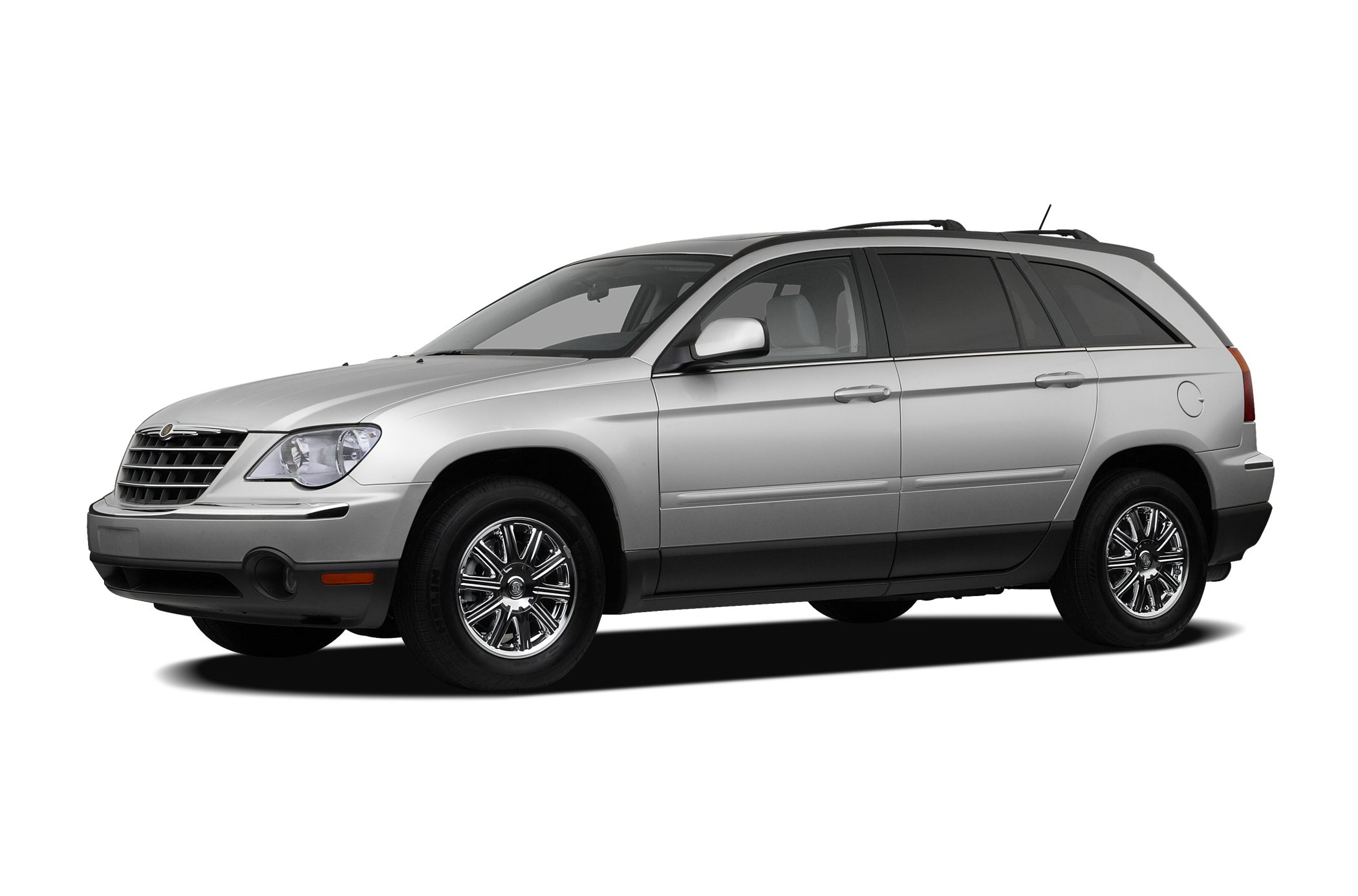 2007 Chrysler Pacifica Pricing And Specs