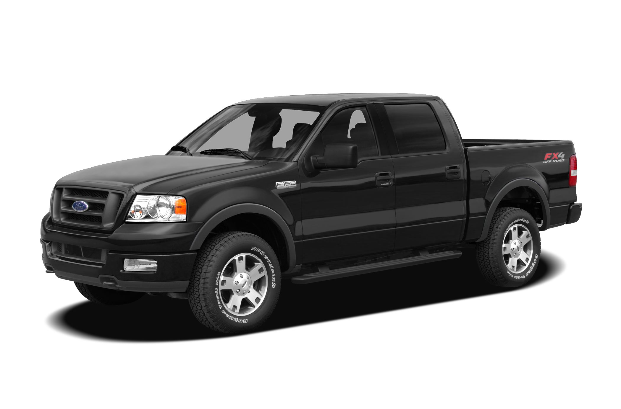 2007 Ford F 150 Supercrew Fx4 4x4 Flareside 6 5 Ft Box 150 In Wb Specs And Prices