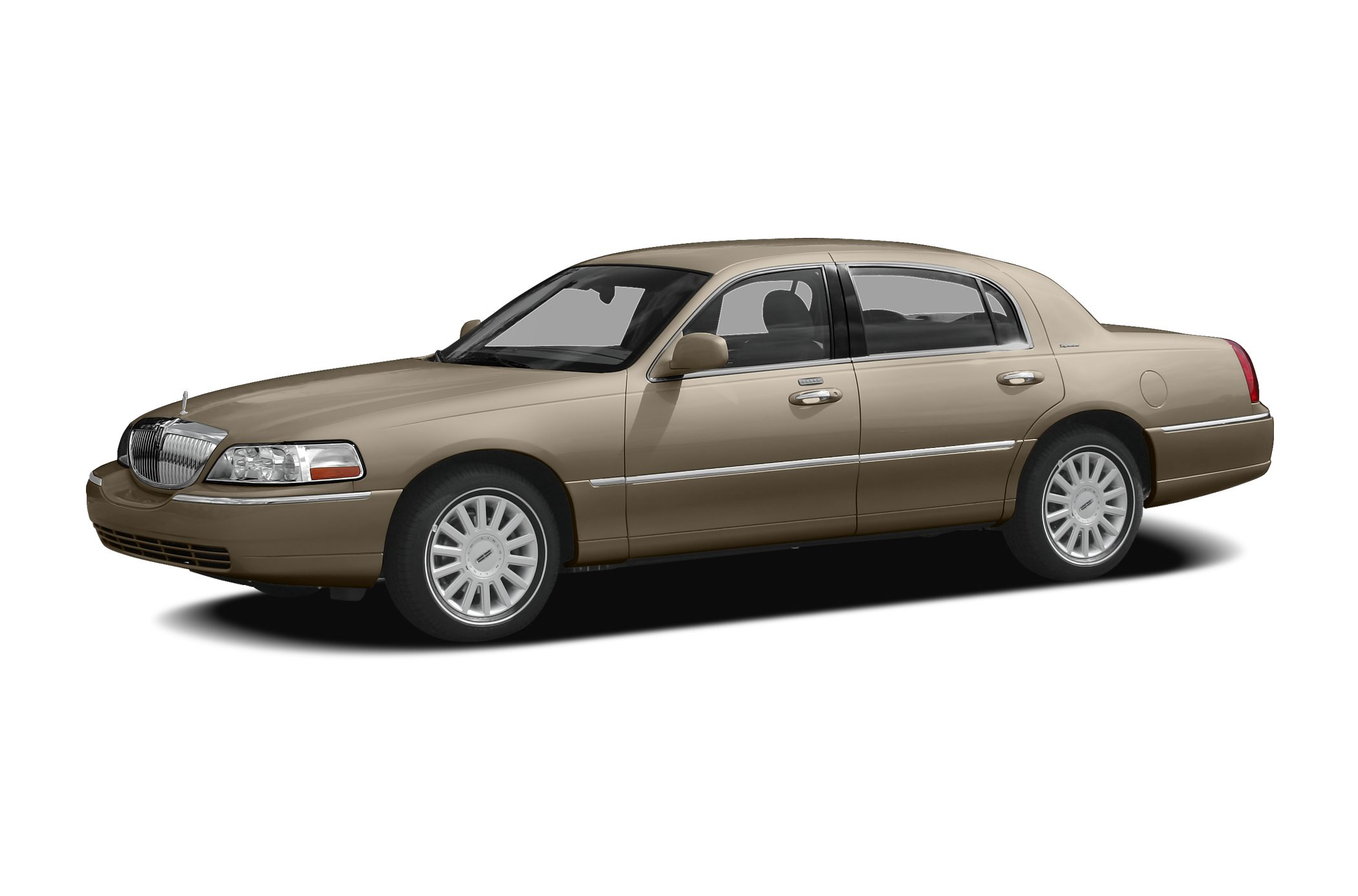2007 Lincoln Town Car Information
