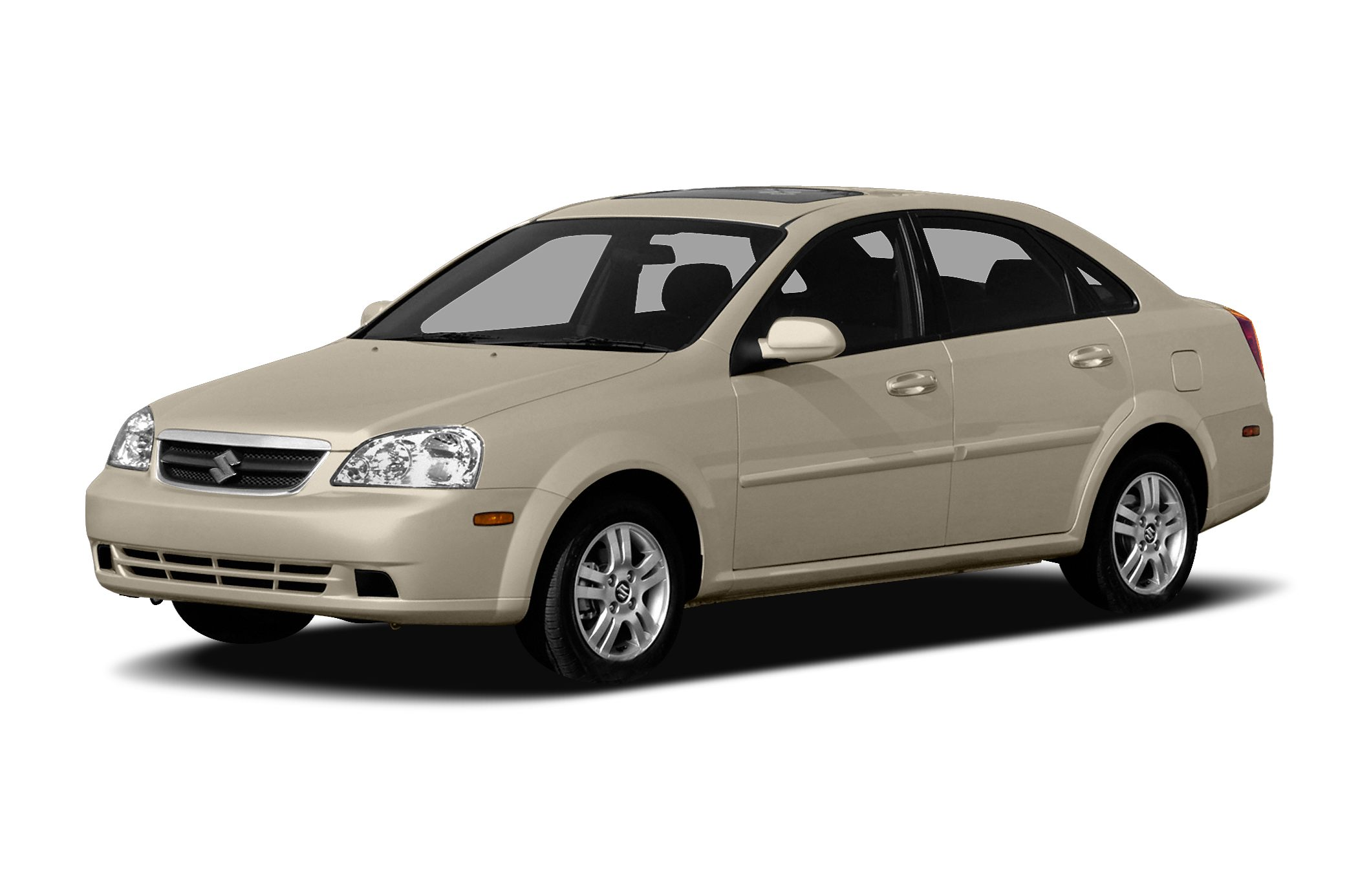 Suzuki Dealer Okc >> 2007 Suzuki Forenza Base 4dr Sedan Specs And Prices