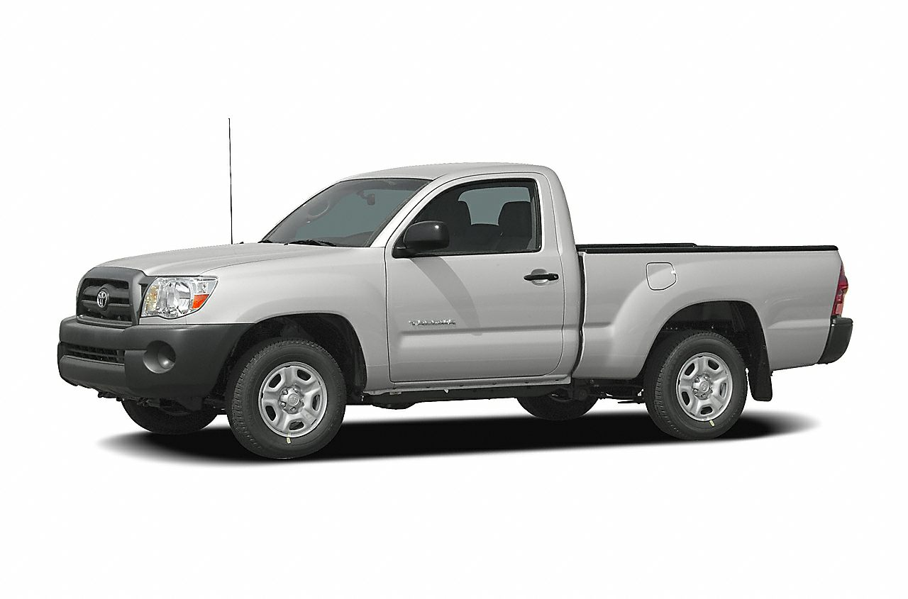 2007 Toyota Tacoma For Sale >> 2007 Toyota Tacoma Base 4x4 Regular Cab 110 In Wb Pricing And Options