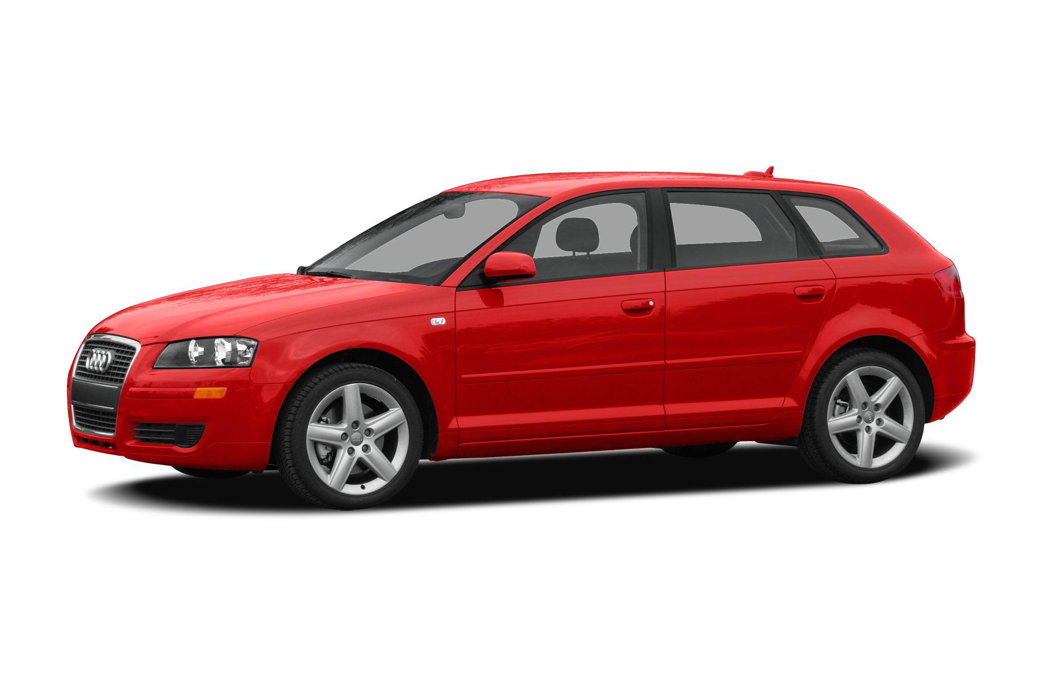 2008 Audi A3 Information