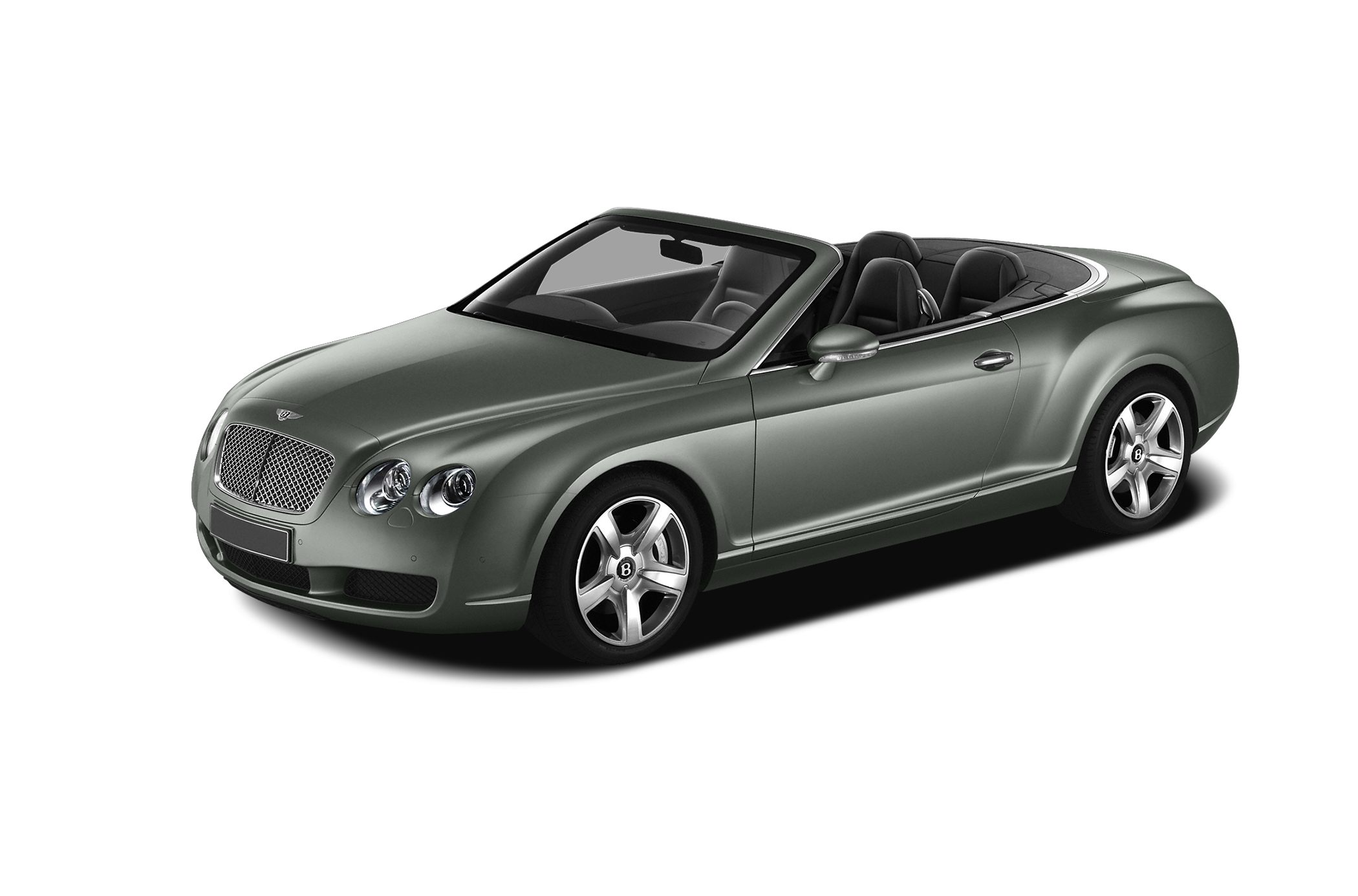 2008 Bentley Continental GTC New Car Test Drive