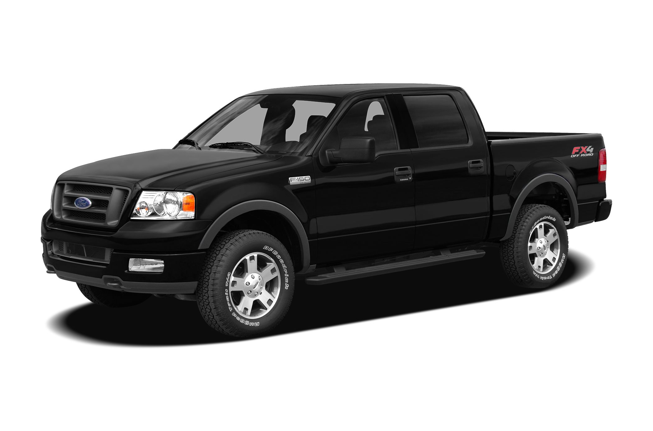 2008 ford f 150 supercrew information