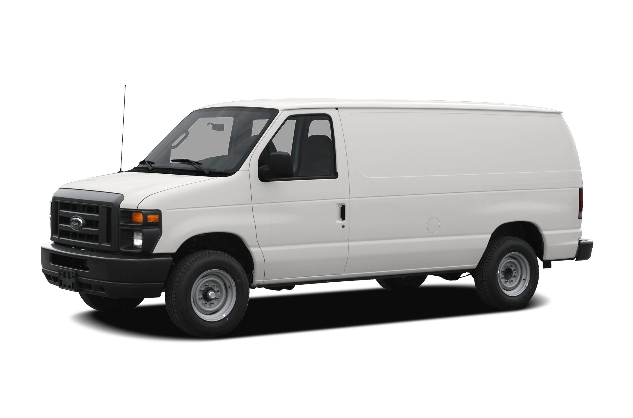 1d15b80e77 2008 Ford E-250 Commercial Cargo Van Specs and Prices