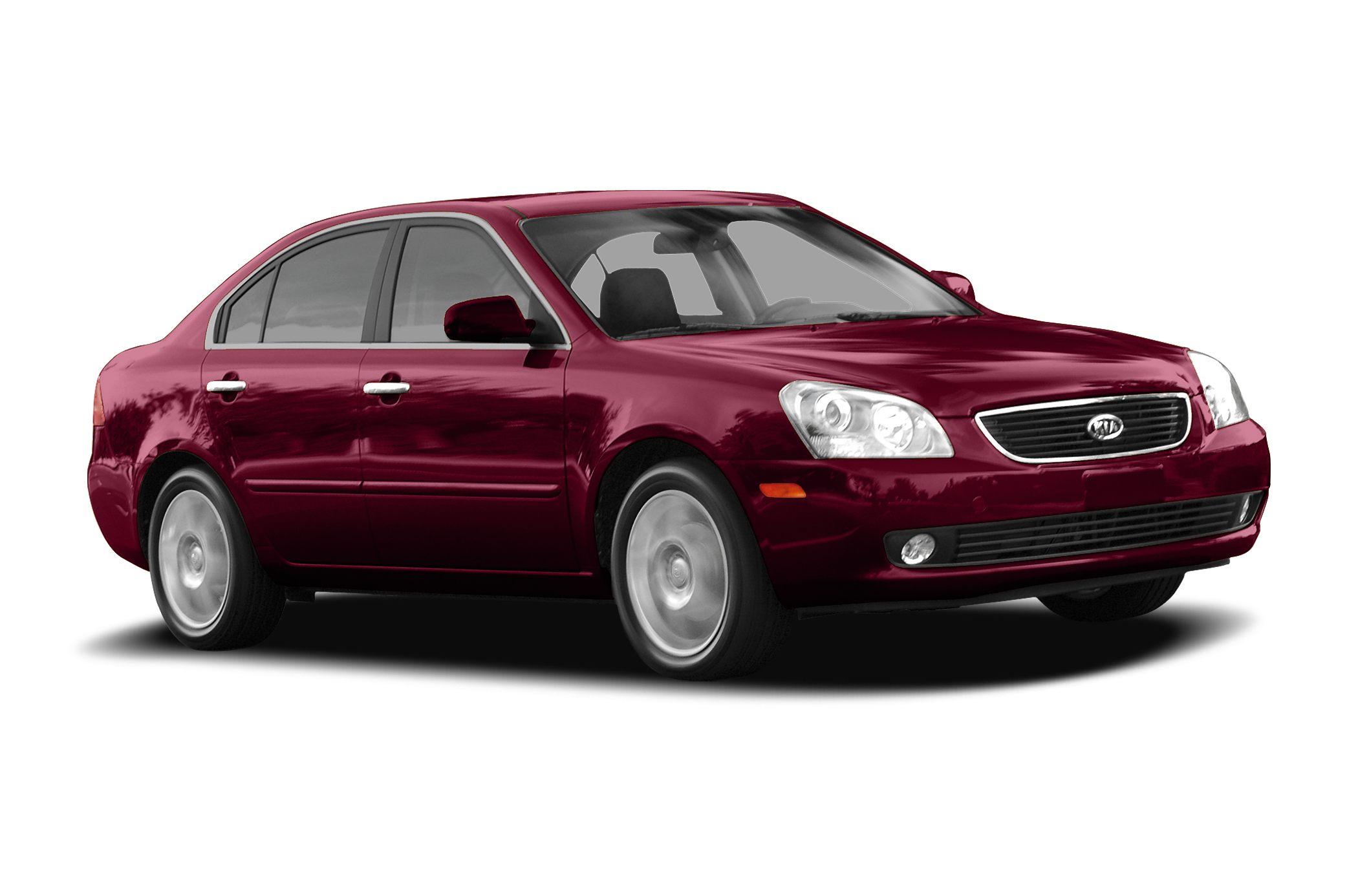 2008 Kia Optima Pricing And Specs