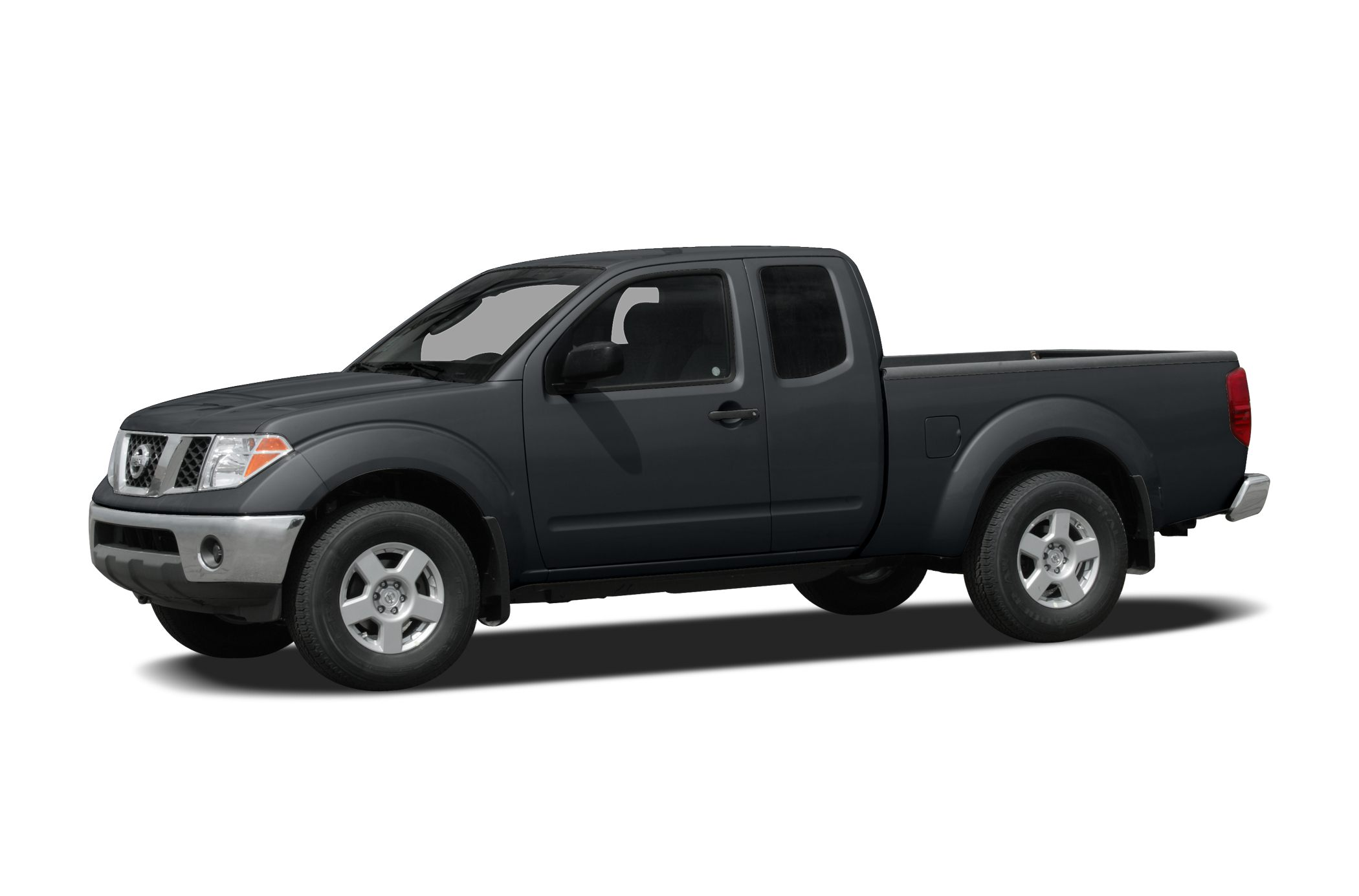 2008 Nissan Frontier New Car Test Drive