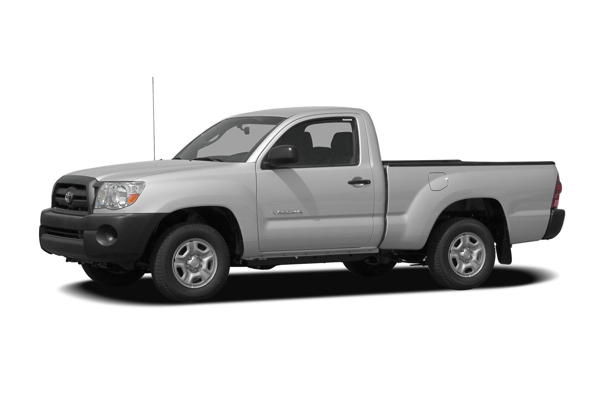 2008 Toyota Tacoma Safety Recalls
