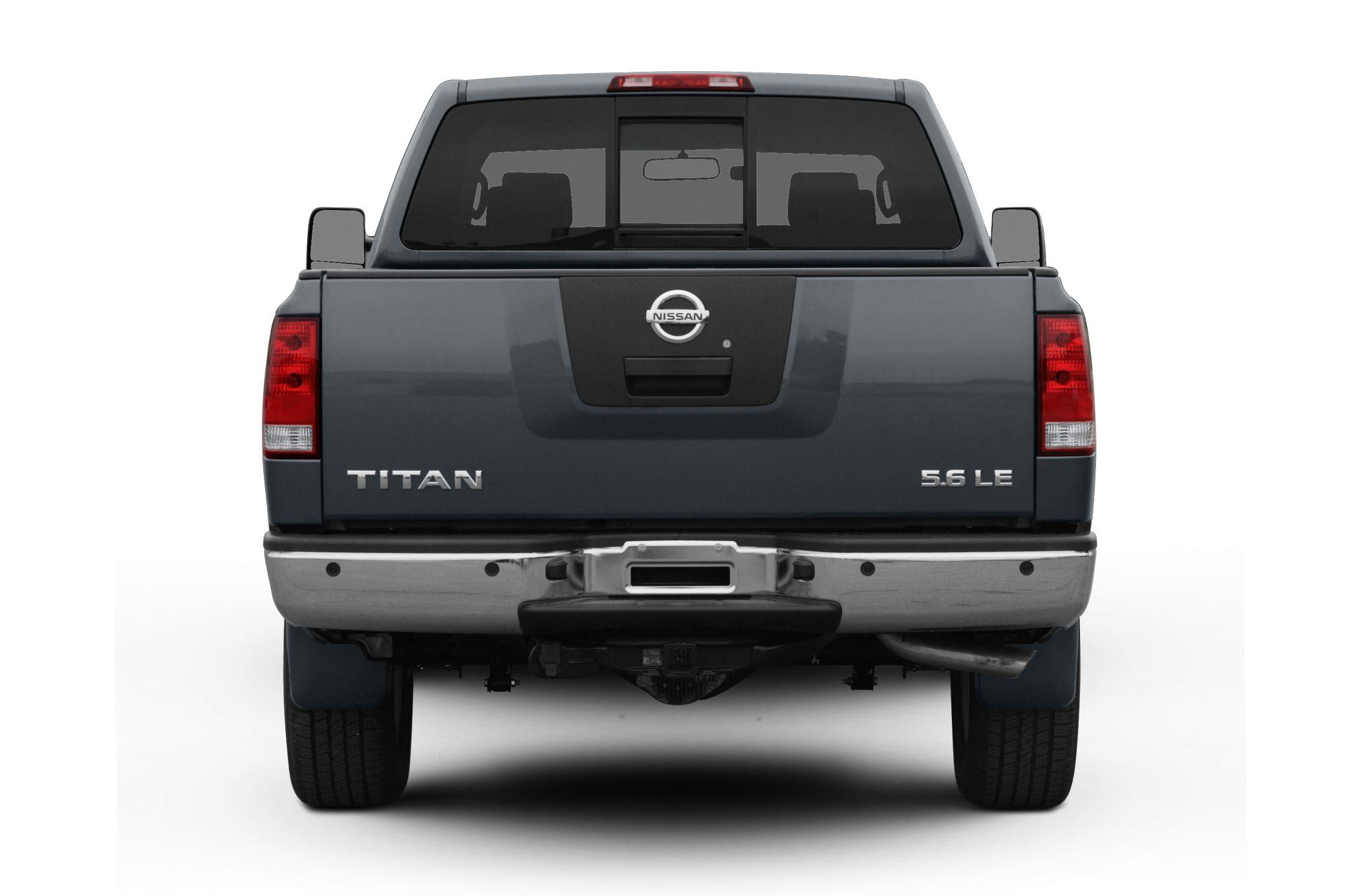 2008.5 Nissan Titan Exterior Photo