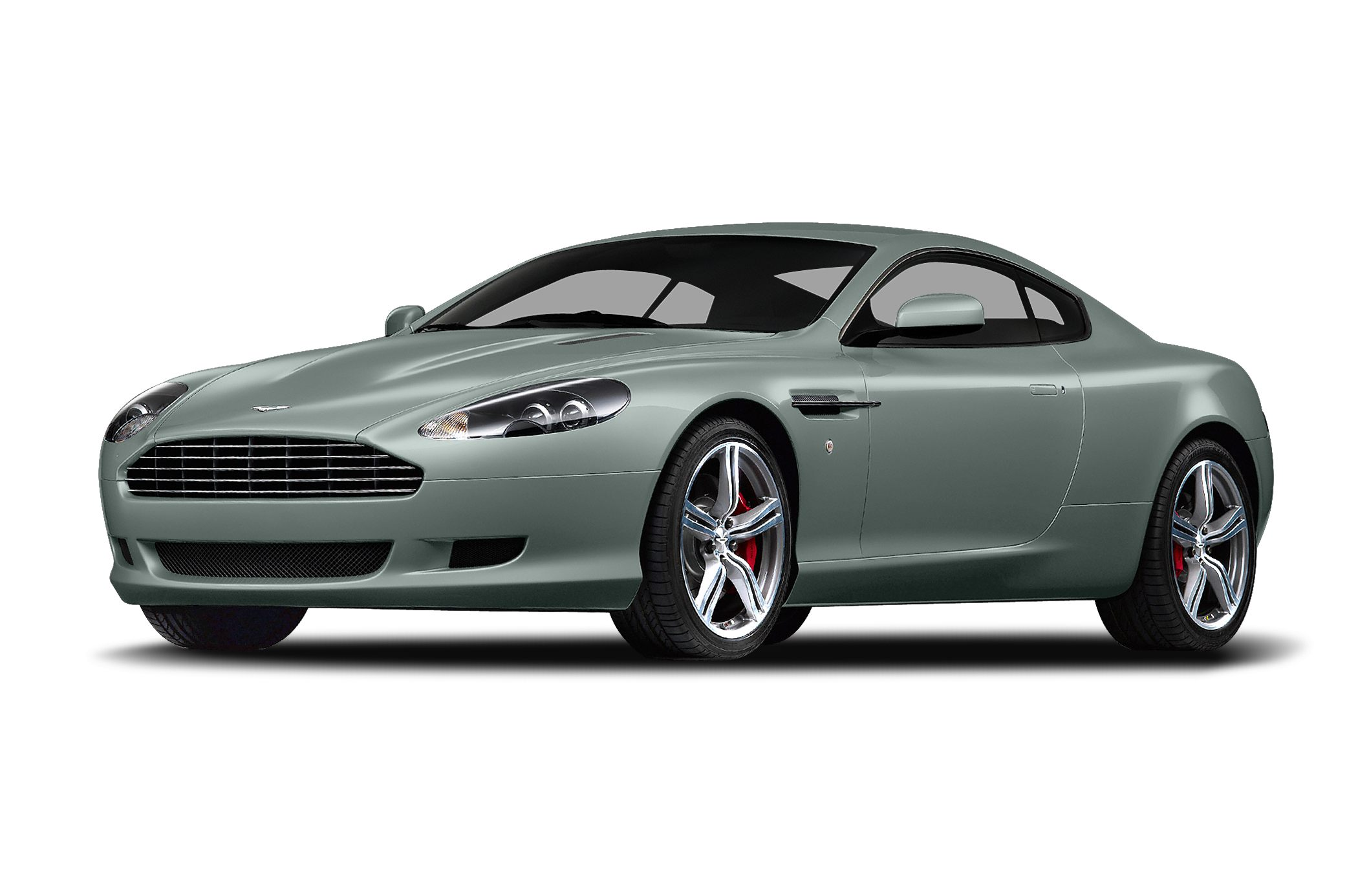 2009 Aston Martin DB9 Base Coupe Specs and Prices