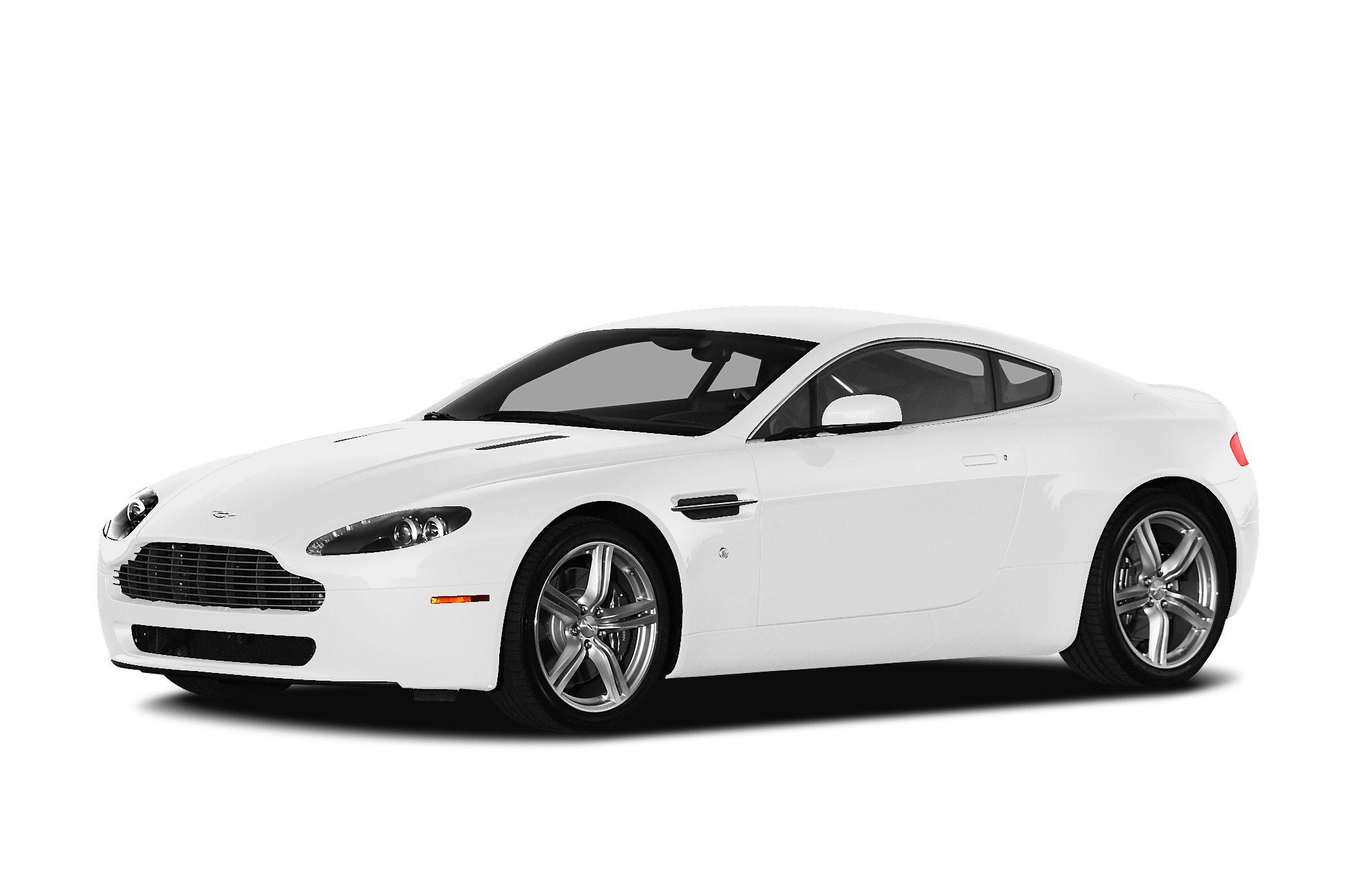 2009 Aston Martin V8 Vantage Specs And Prices