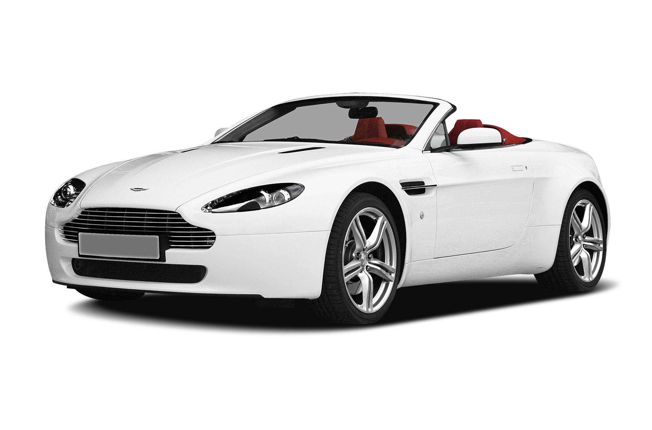 2009 Aston Martin V8 Vantage Base 2dr Roadster Specs And Prices