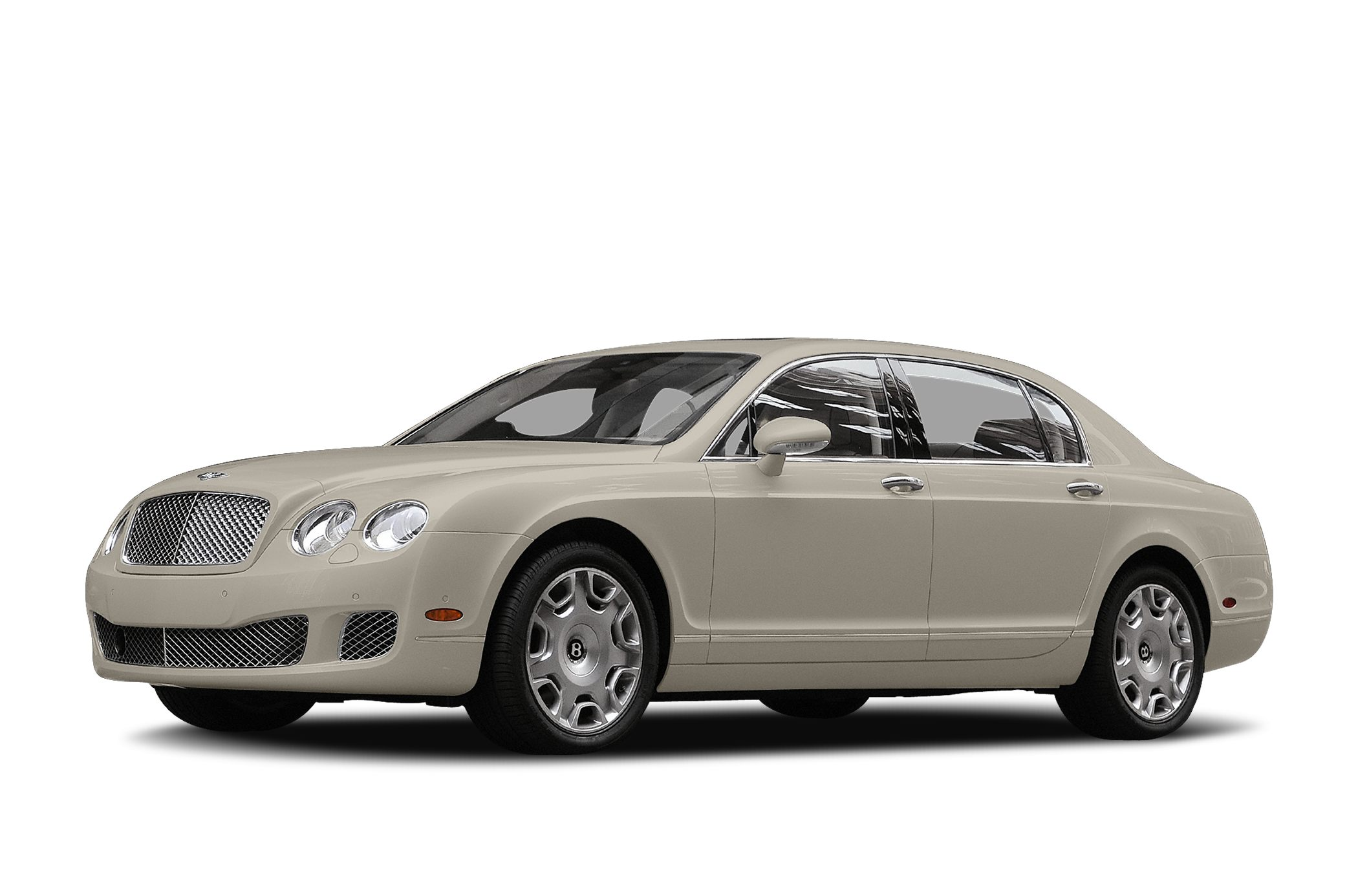 2009 Bentley Continental Flying Spur Information
