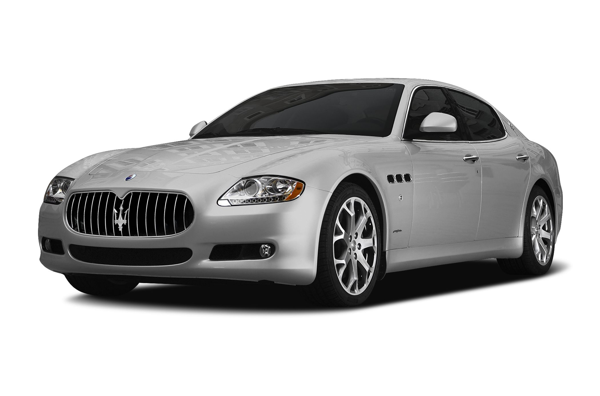 2009 Maserati Quattroporte Safety Recalls
