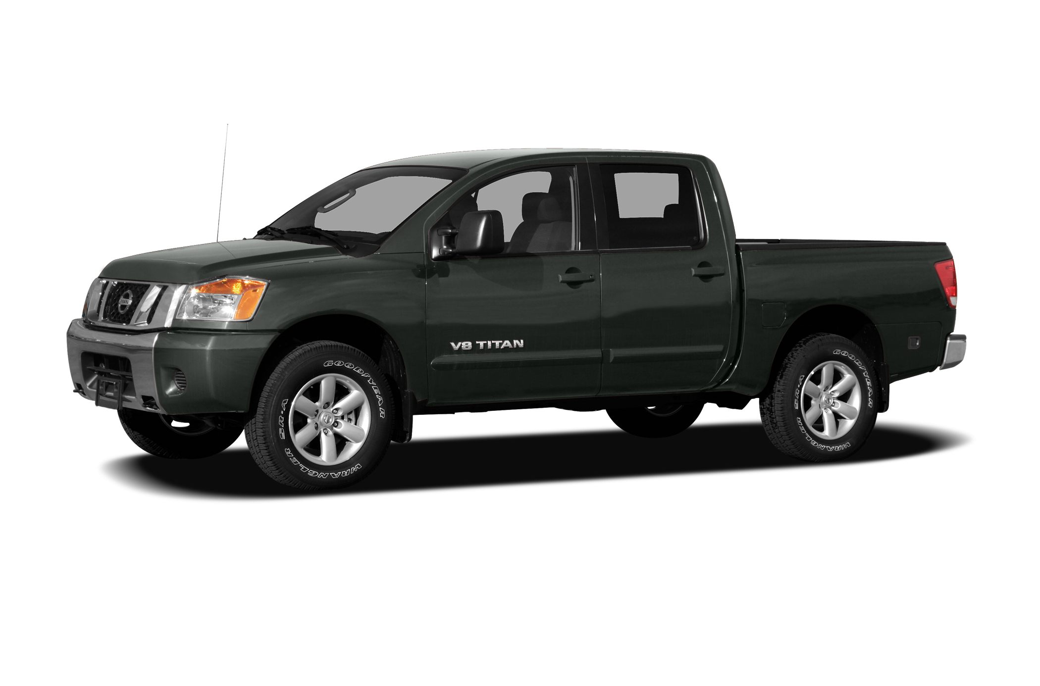2009 Nissan Titan Pro 4x 4x4 Crew Cab Swb Specs And Prices