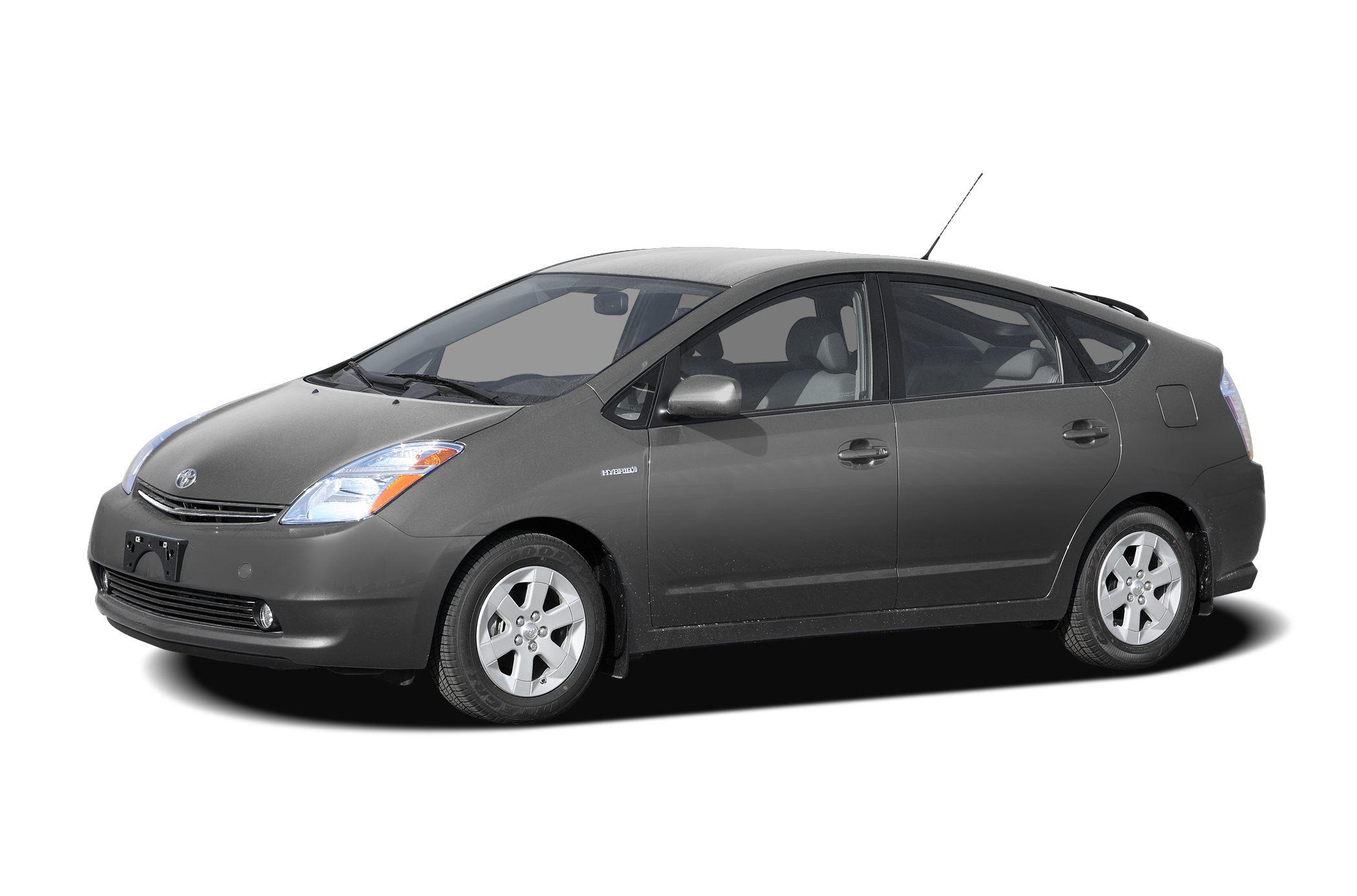 2009 Toyota Prius Crash Test Ratings