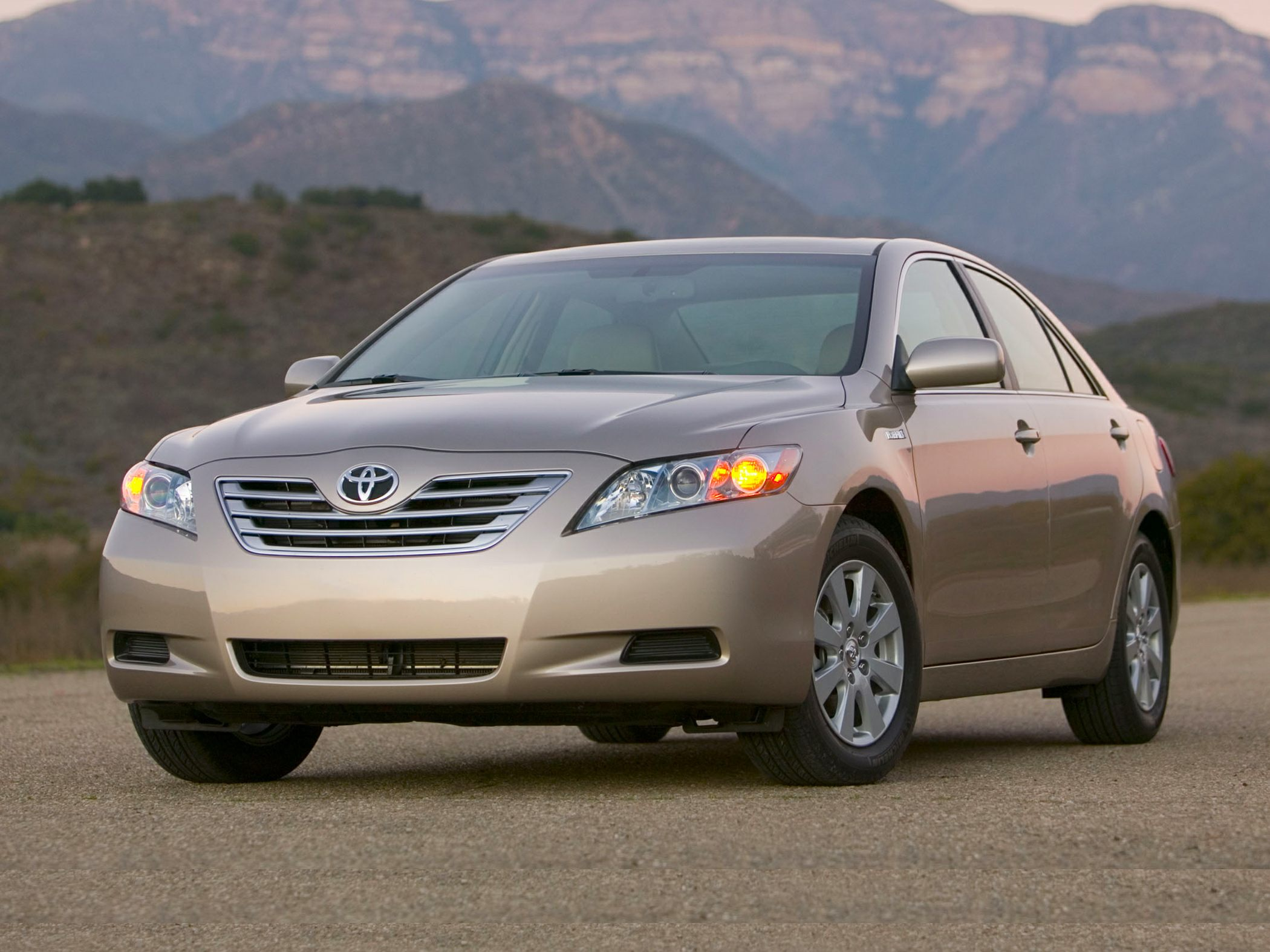 2009 Toyota Camry Hybrid Pictures