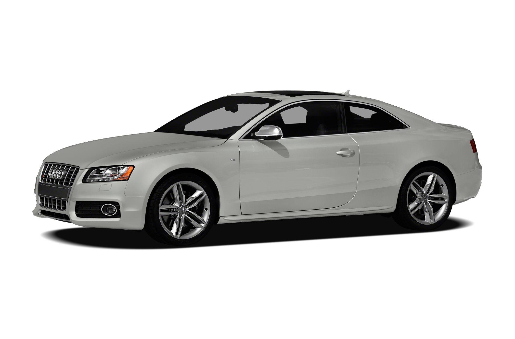 2010 Audi S5 Information
