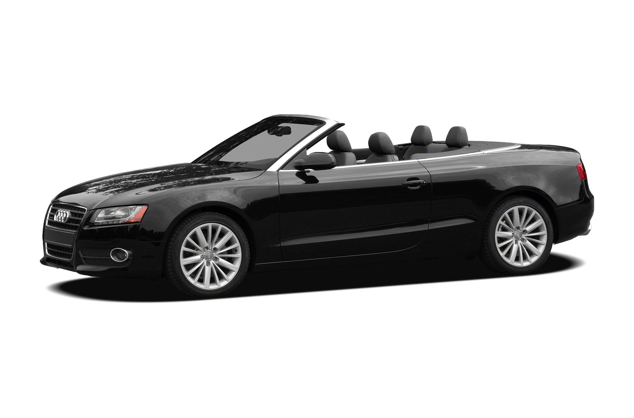 2010 Audi A5 2 0T Premium 2dr All wheel Drive quattro Cabriolet
