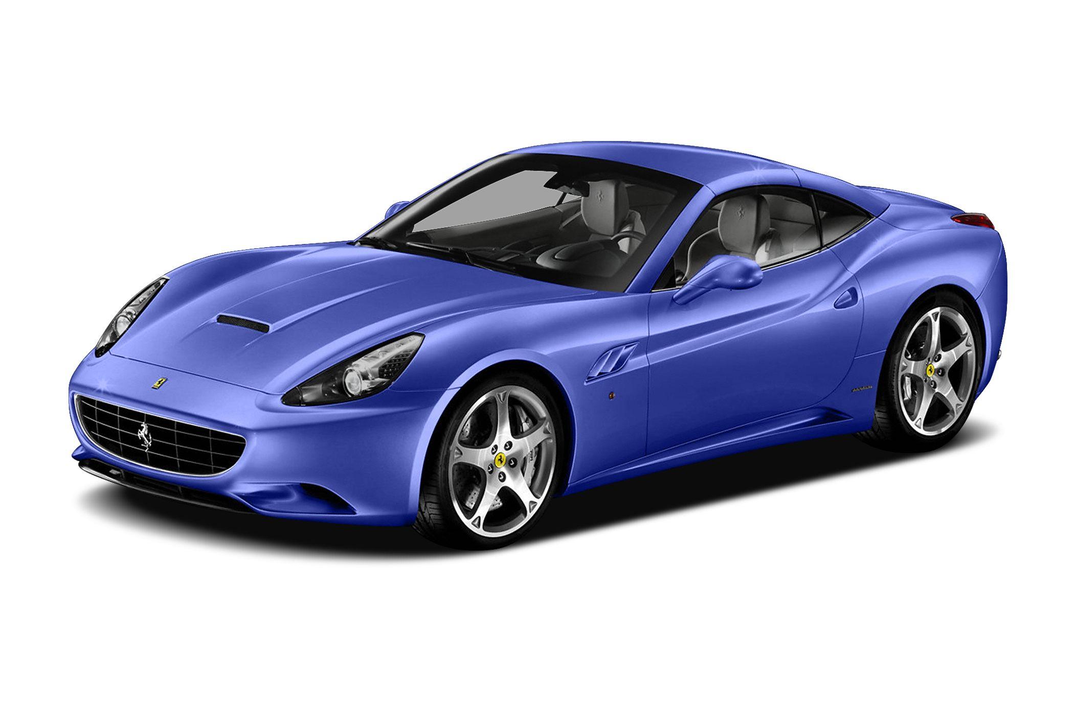 2010 Ferrari California Specs And Prices
