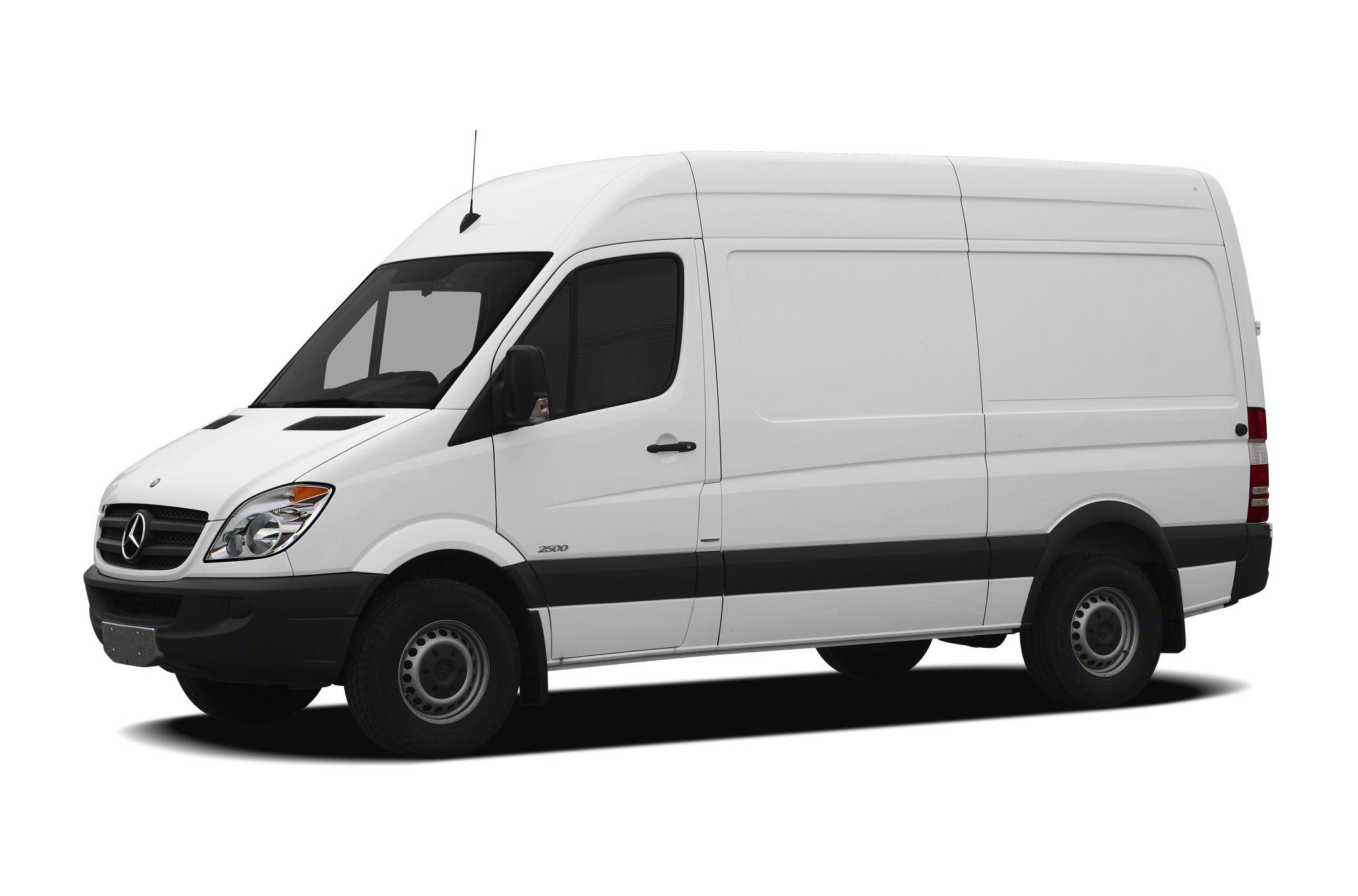 ce975c52766 High Roof Sprinter Van 2500 Cargo Van 170 in. WB 2010 Mercedes-Benz  Sprinter Van Specs