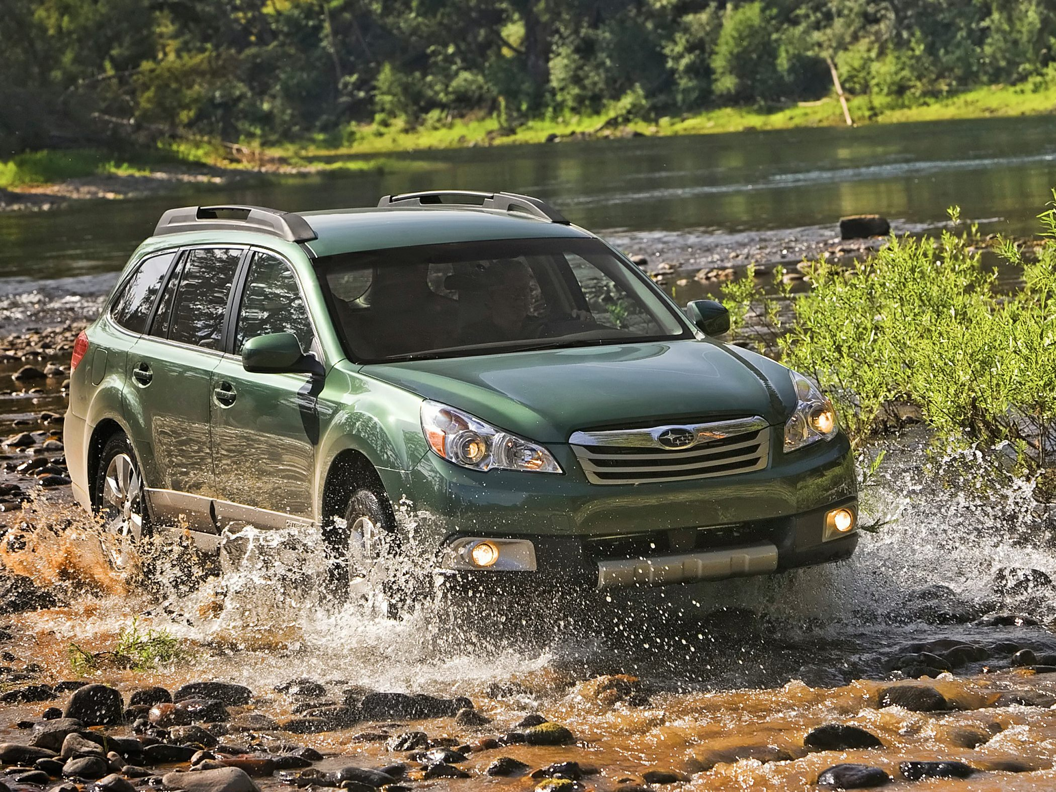 2011 Subaru Outback 3.6R 4dr All-wheel Drive Specs and PricesAutoblog