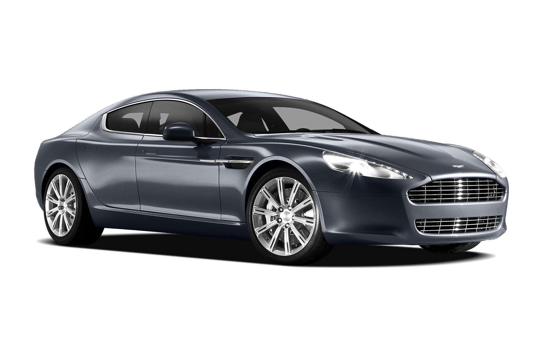 2011 Aston Martin Rapide New Car Test Drive