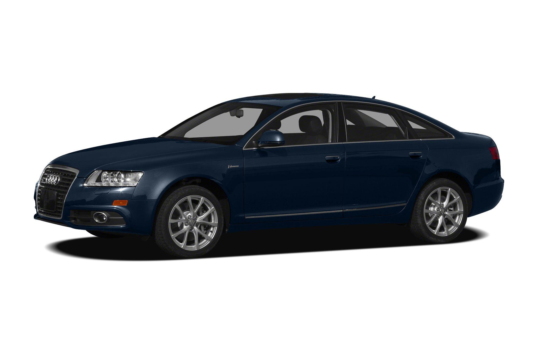 2011 Audi A6 New Car Test Drive