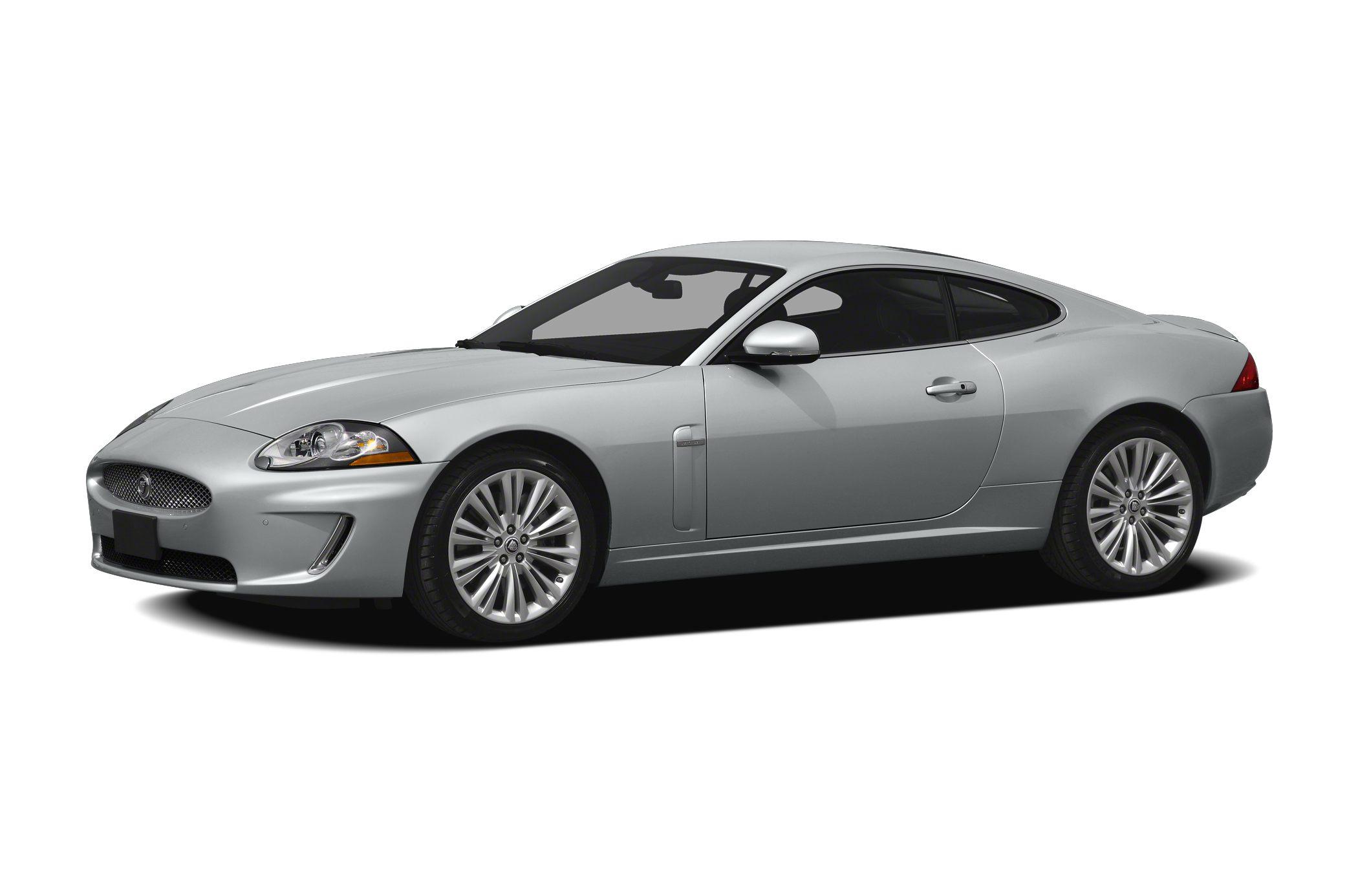 2011 Jaguar XK Information