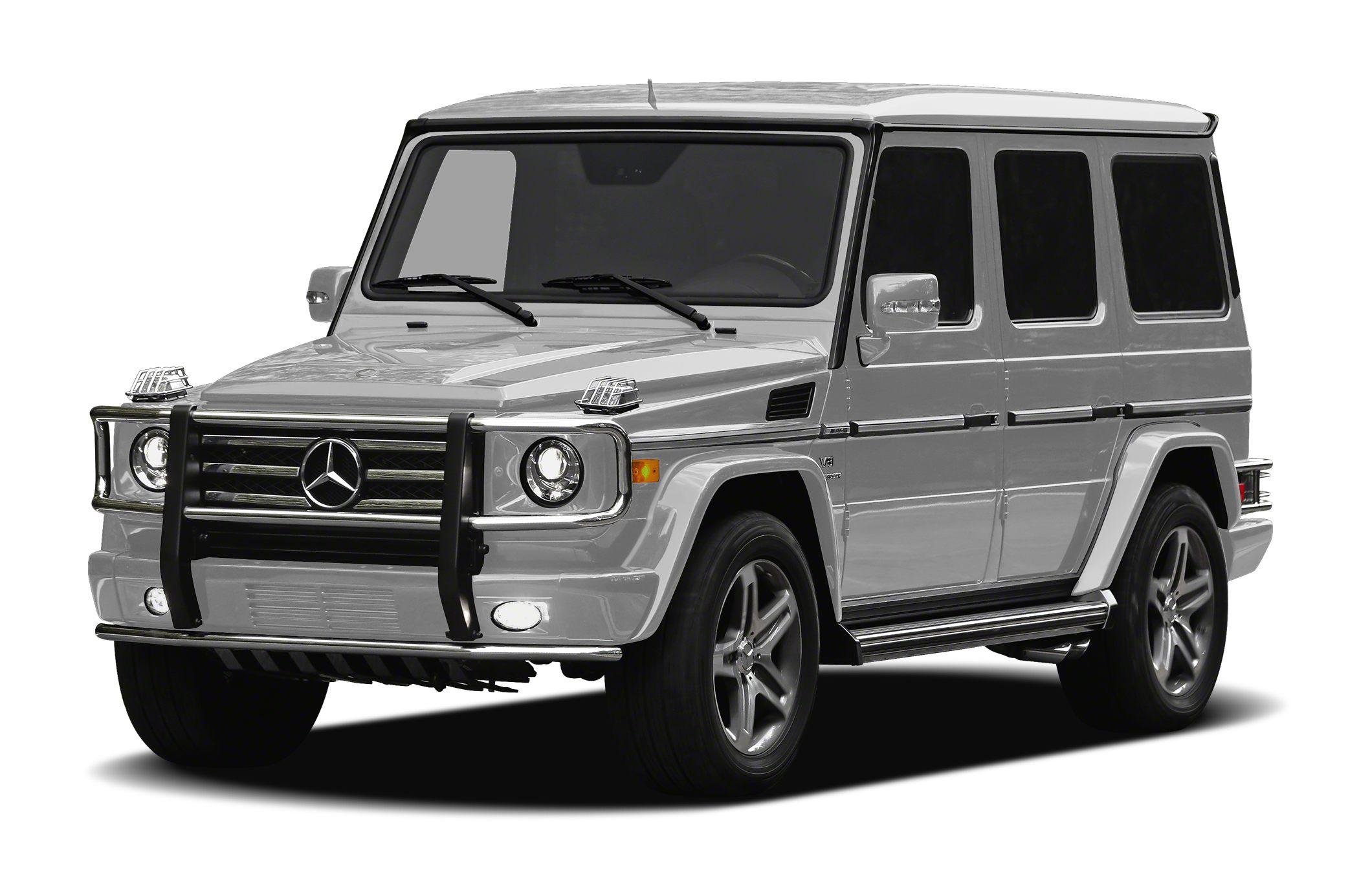 2011 Mercedes Benz G Class Information
