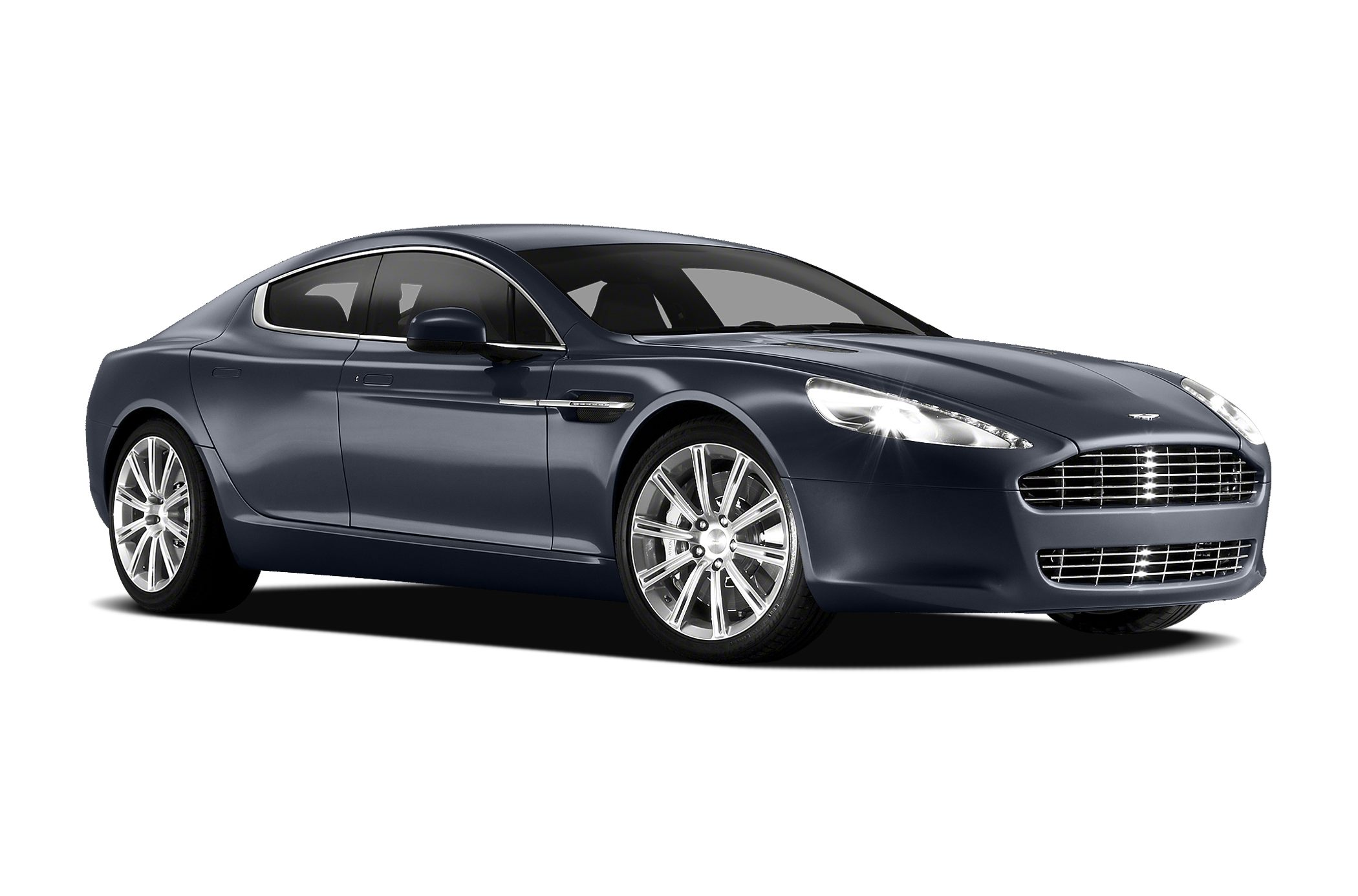 2012 Aston Martin Rapide New Car Test Drive