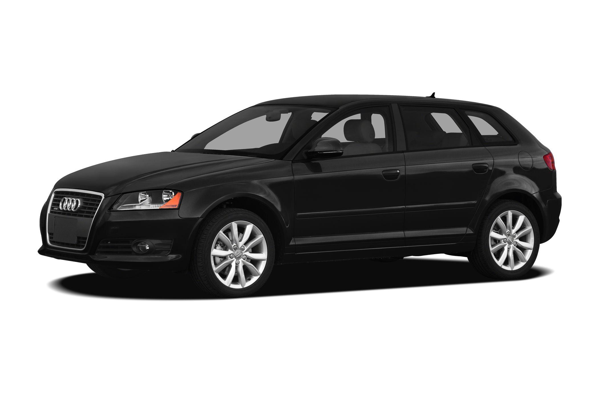 2012 Audi A3 New Car Test Drive