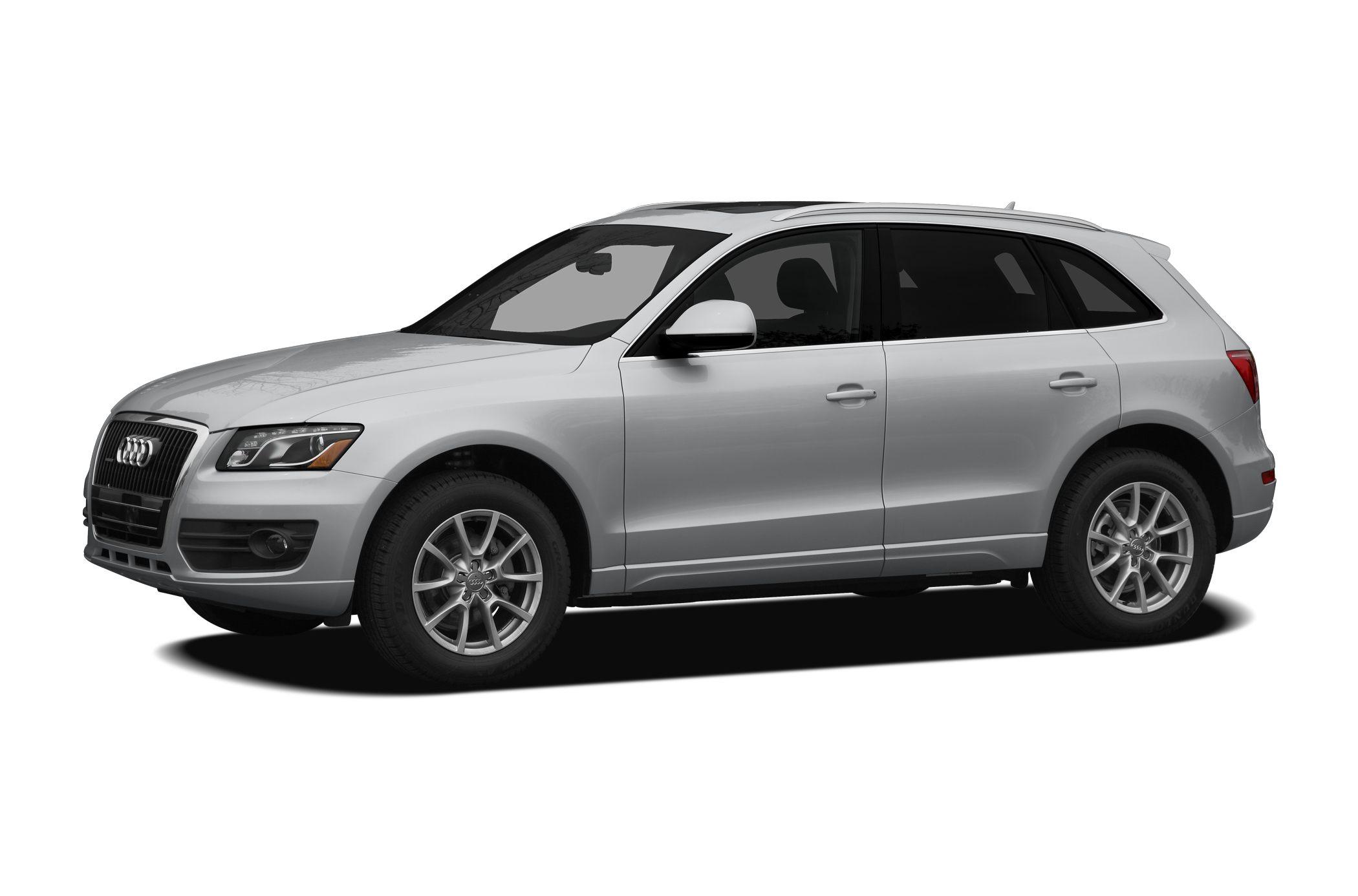 2012 Audi Q5 Information