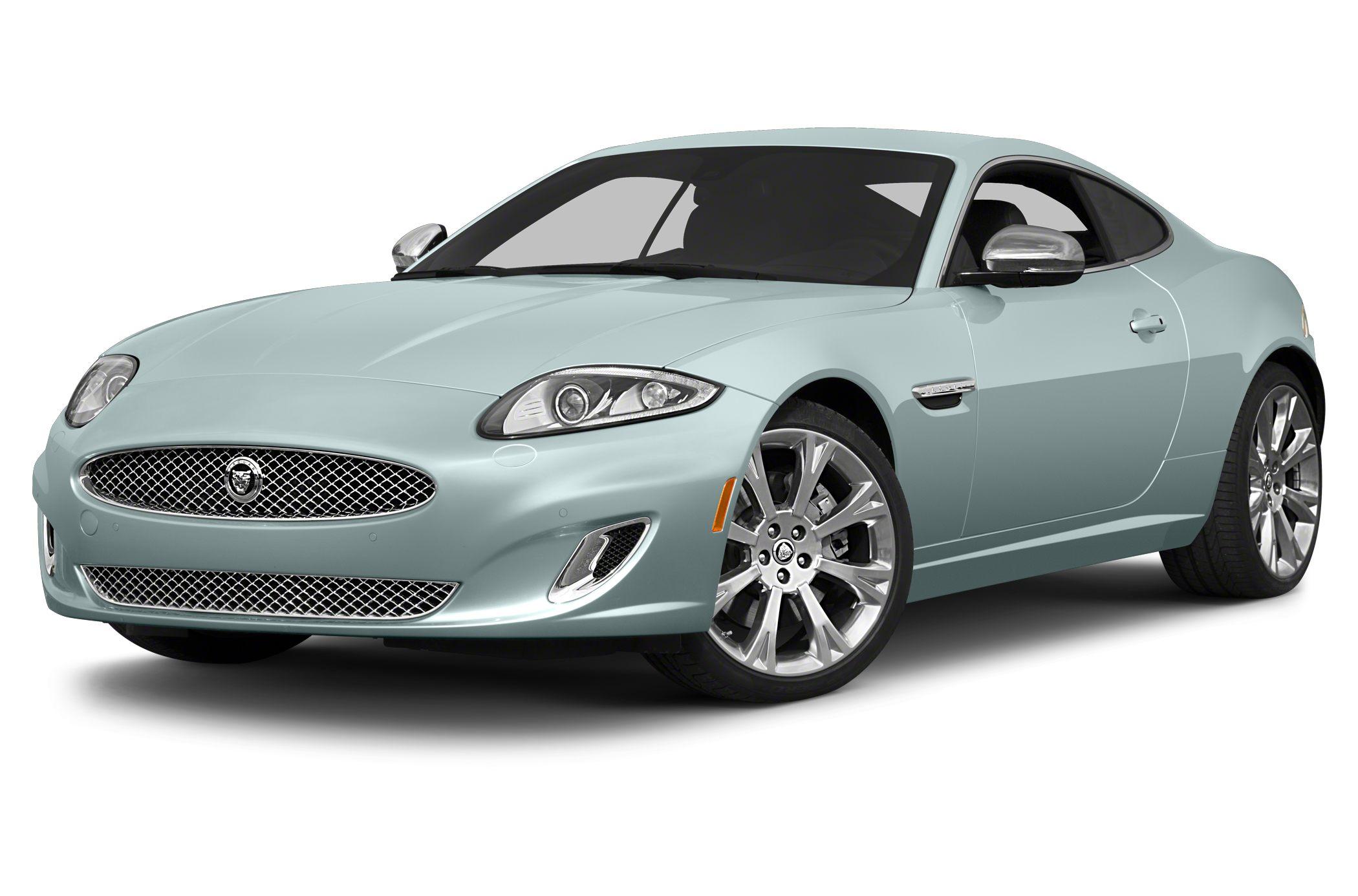 2012 Jaguar XK Information