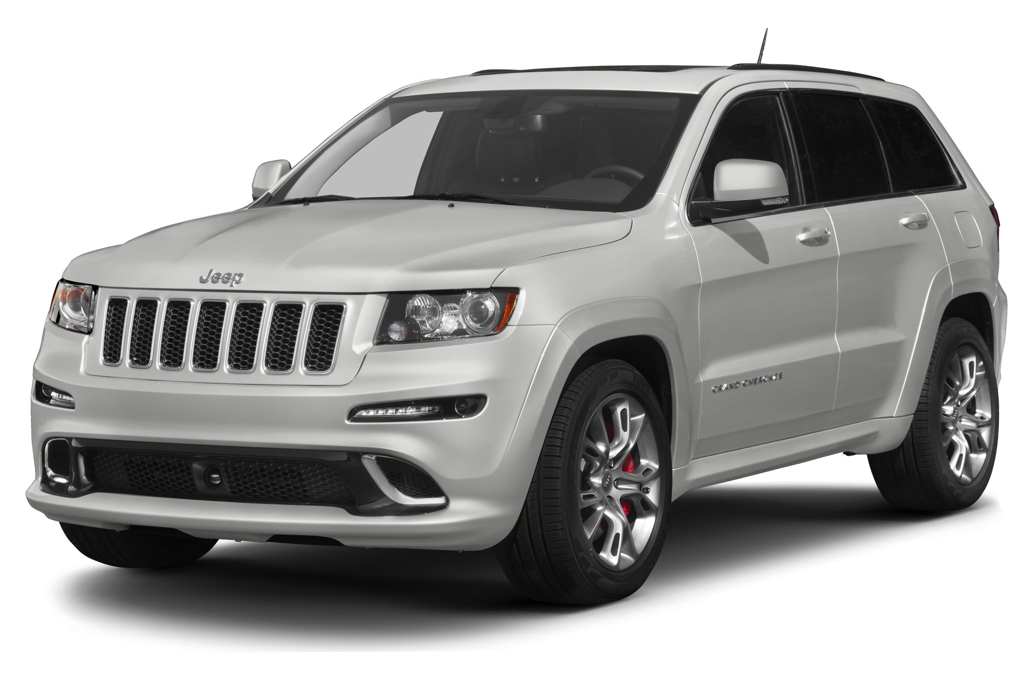 2012 Jeep Grand Cherokee SRT8 4dr 4x4 Pricing and Options