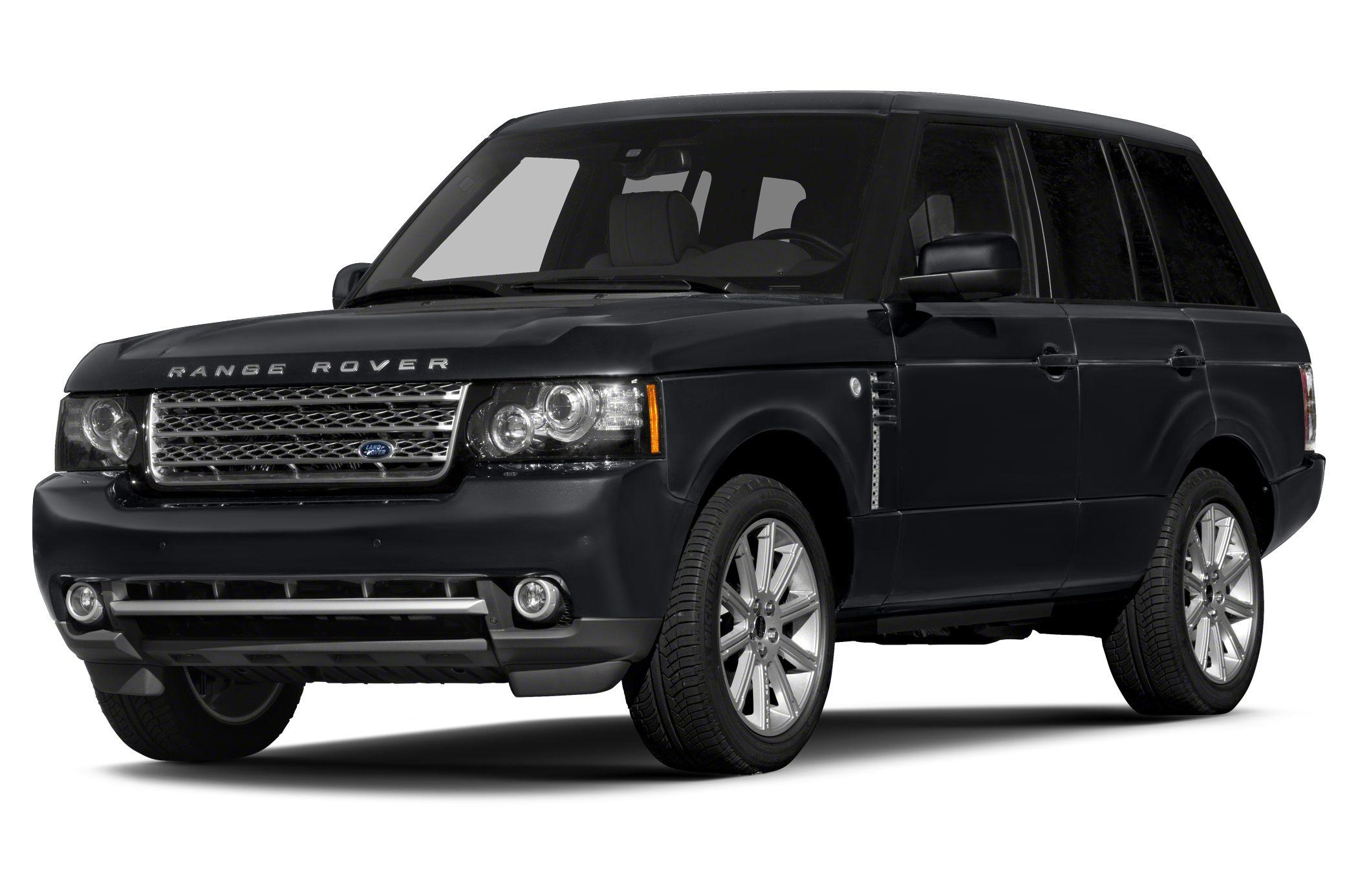 2012 Land Rover Range Rover Information