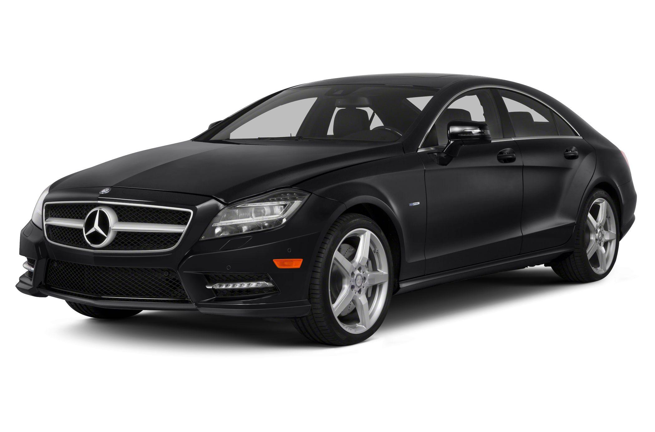 2012 Mercedes Benz CLS Class Safety Features