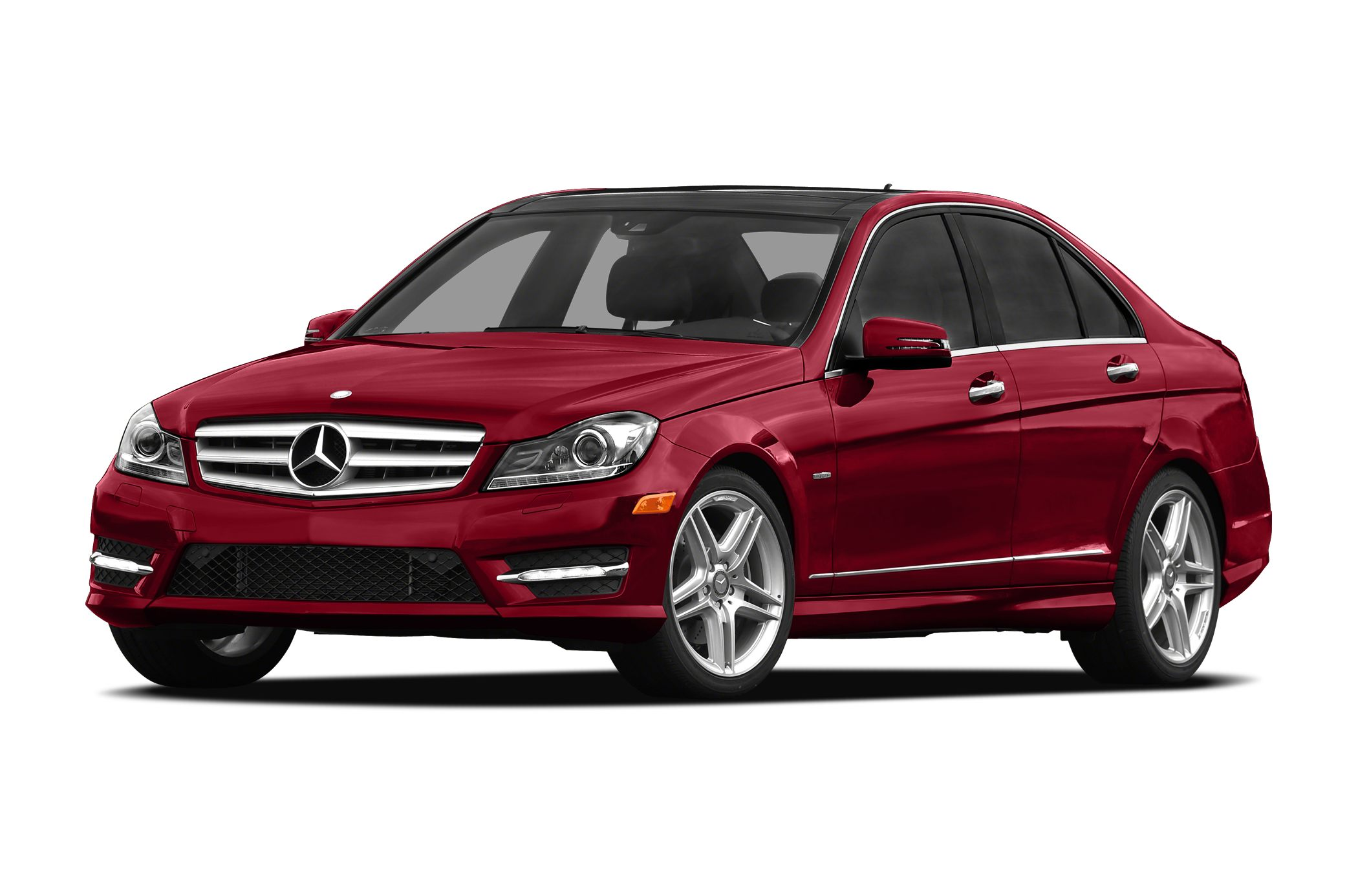 2012 Mercedes Benz C Class Sport C 250 4dr Sedan Pictures