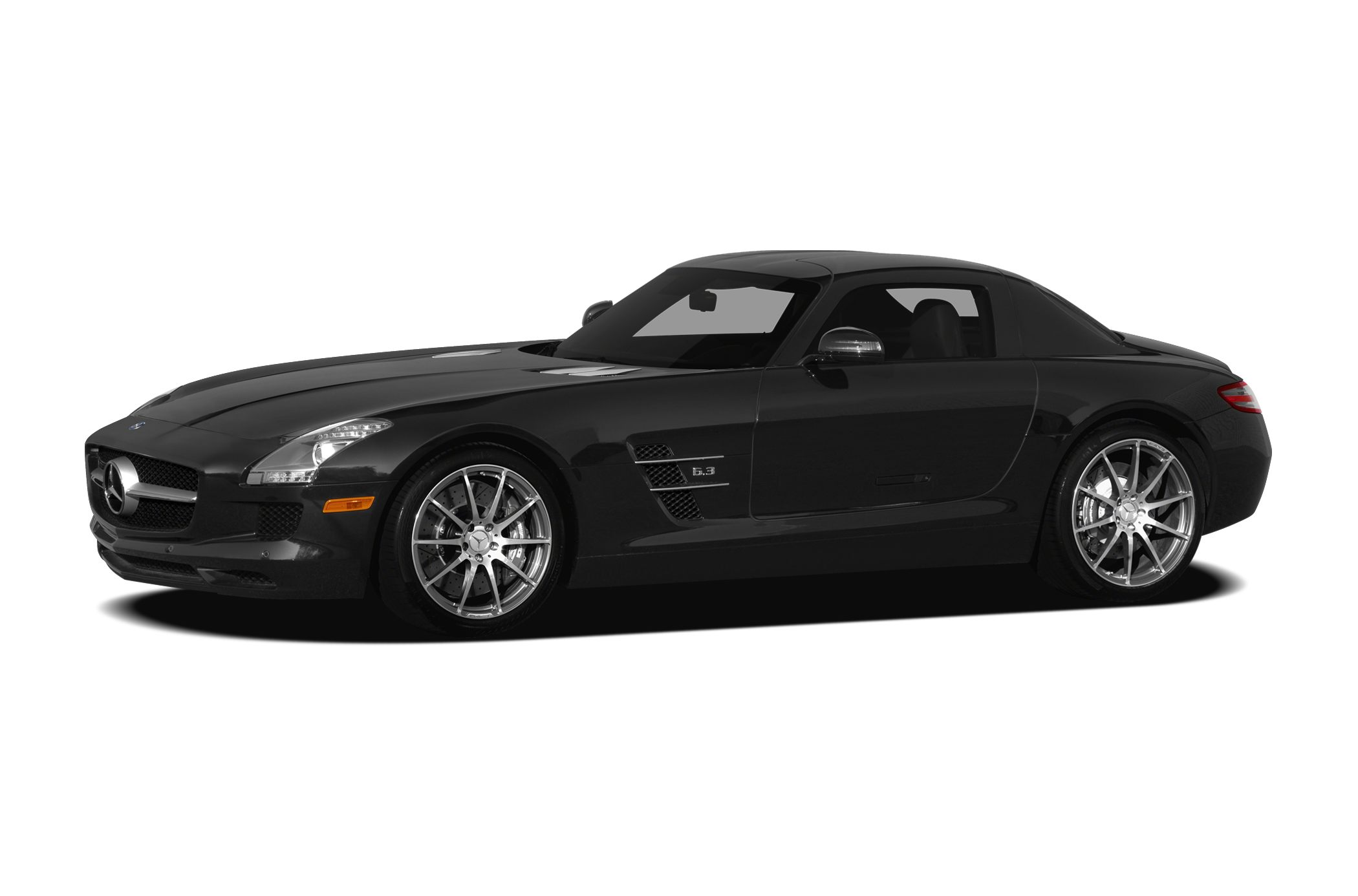 2012 Mercedes Benz SLS AMG Specs and Prices
