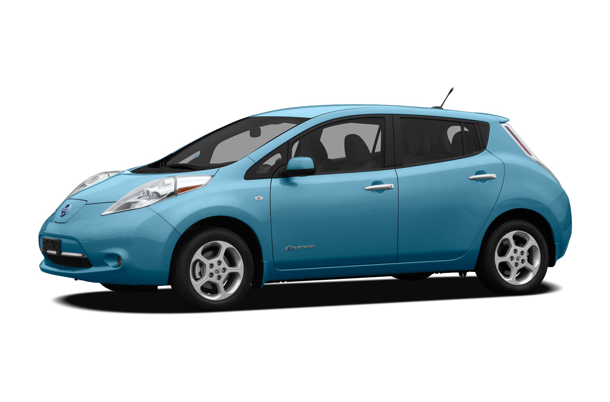 2012 Nissan LEAF Specs and Prices