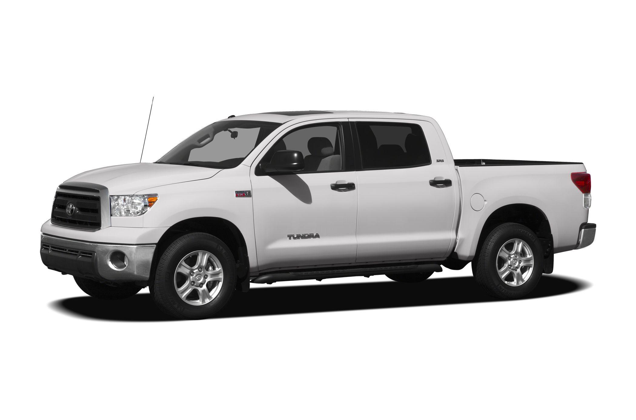 2012 Toyota Tundra Grade 5.7L V8 4x4 Crew Max 5.6 Ft. Box 145.7 In. WB  Specs And Prices