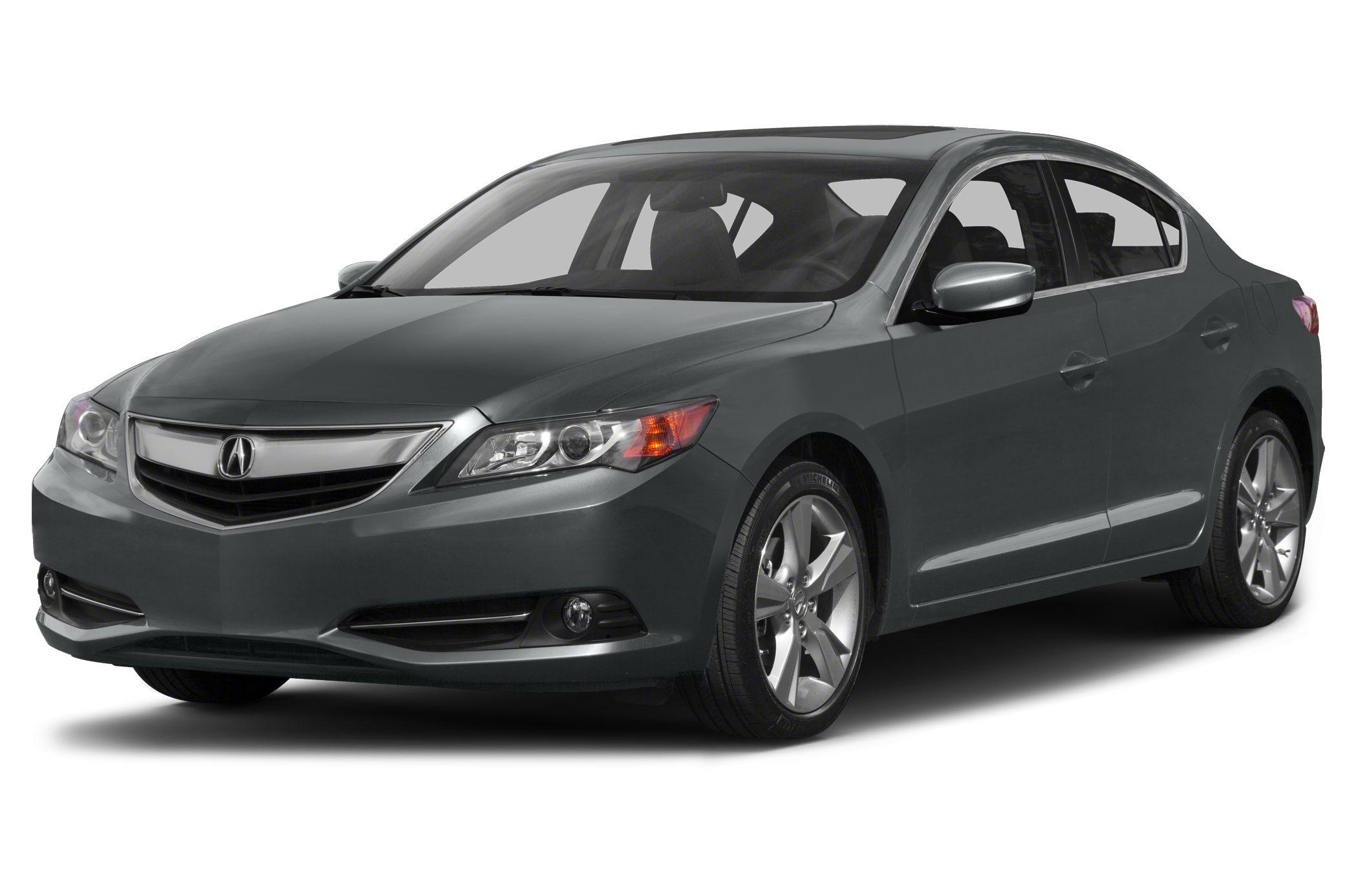 2013 Acura ILX New Car Test Drive