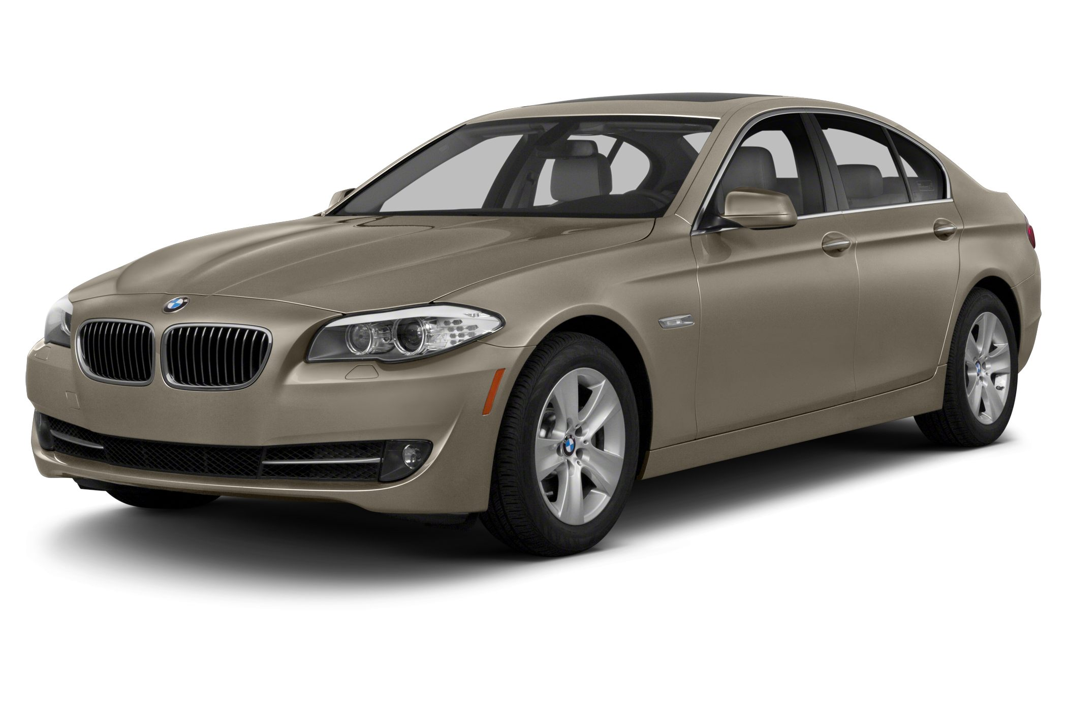 2013 BMW 550 New Car Test Drive