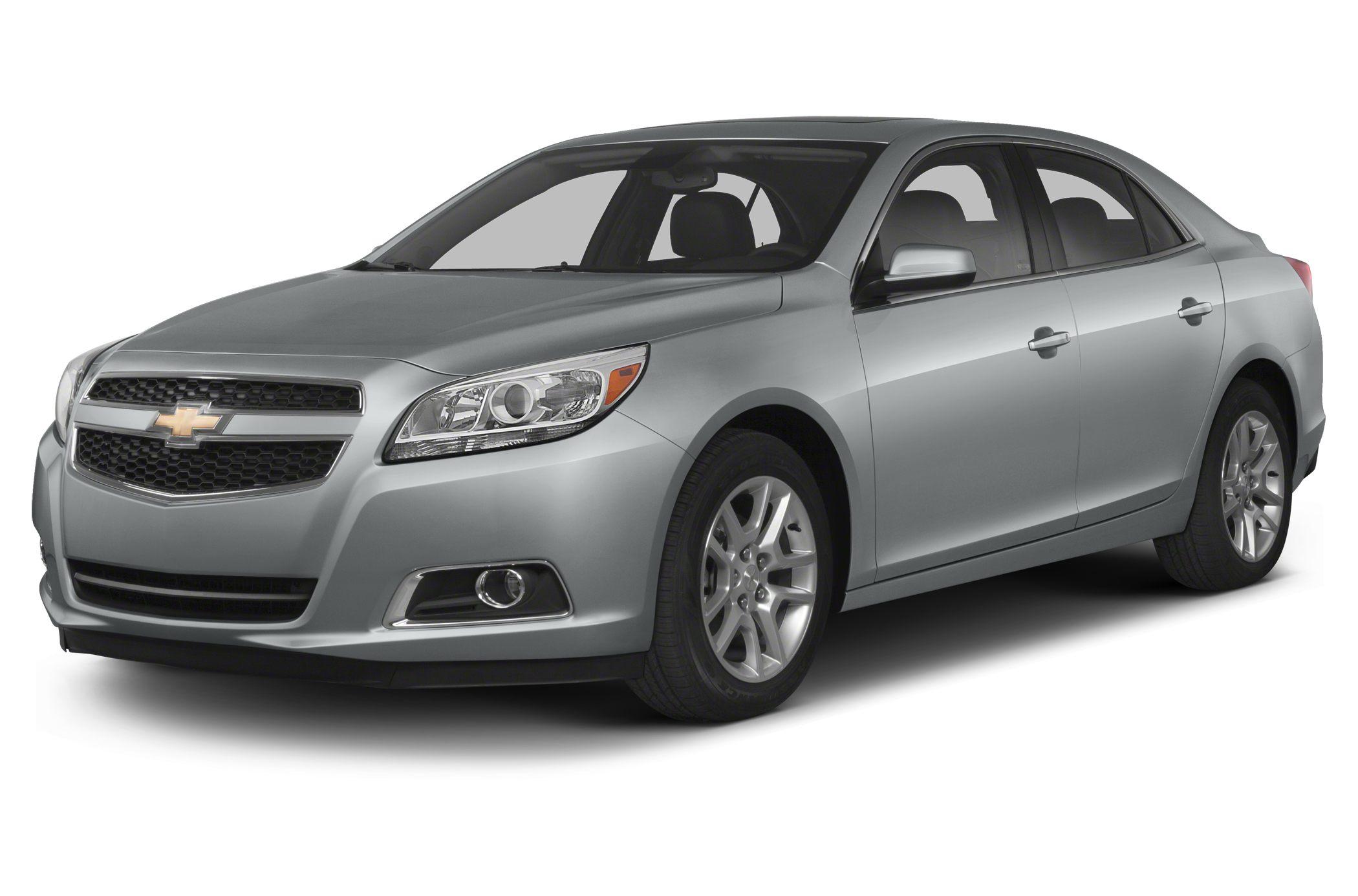 2013 Chevrolet Malibu New Car Test Drive