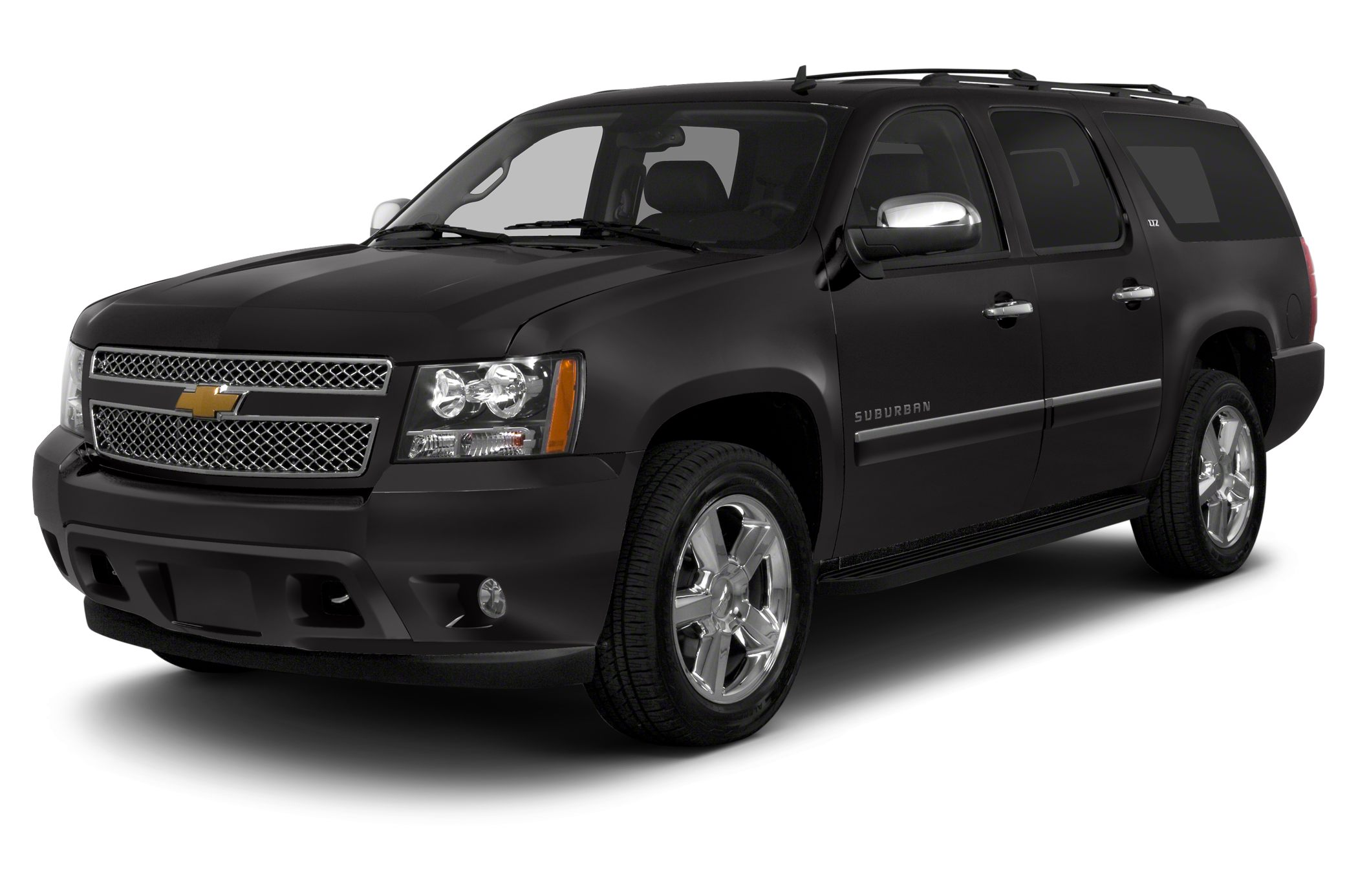 2013 Chevrolet Suburban 1500 LTZ 4x4 Pricing and Options