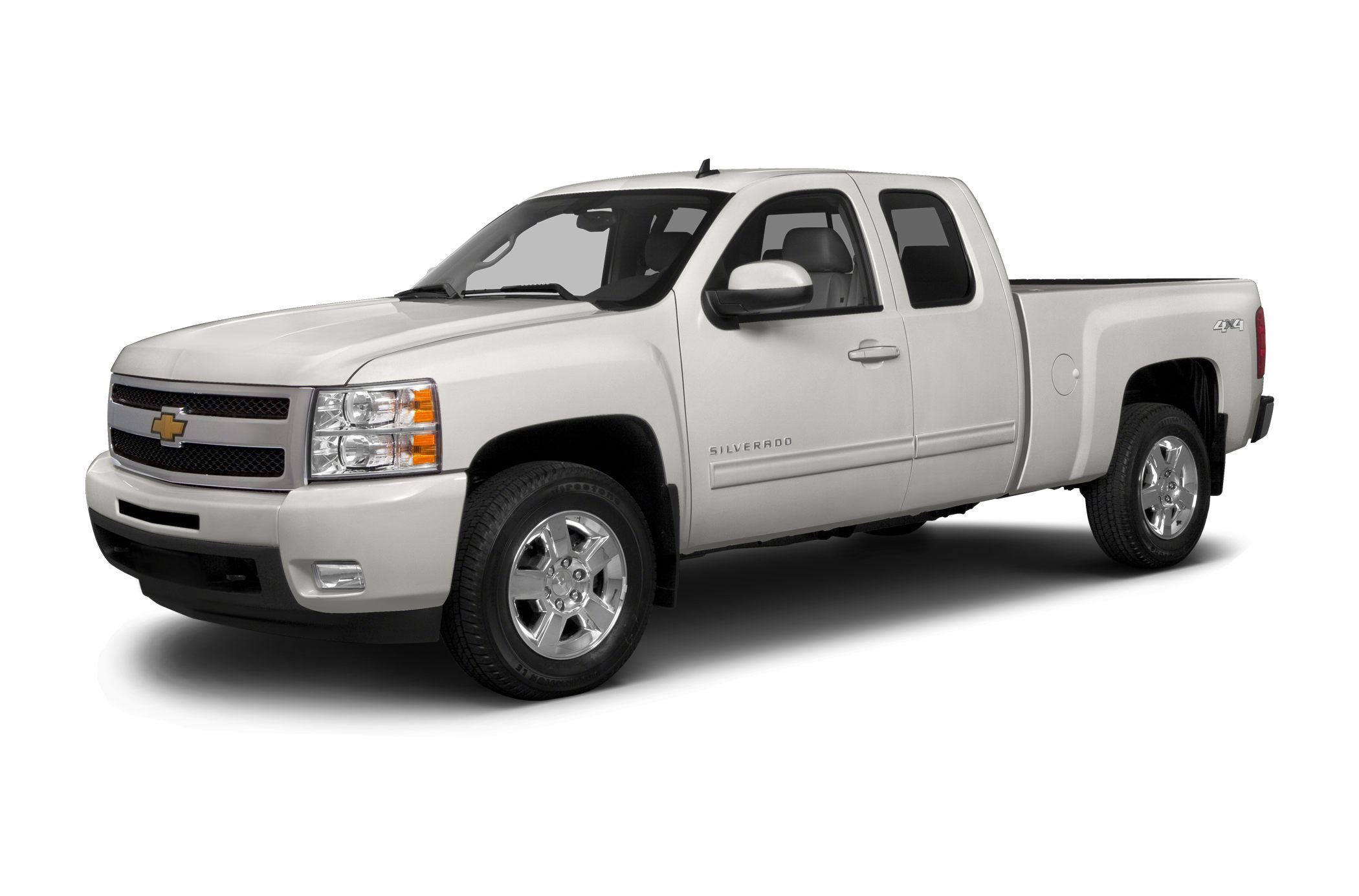 2013 Chevrolet Silverado 1500 Lt 4x4 Extended Cab 8 Ft Box 157 5 In Wb Specs And Prices