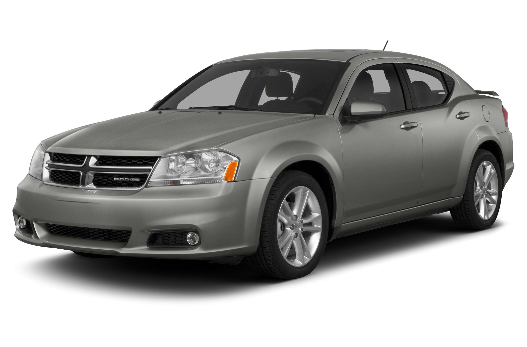 Dodge Avenger: Remote start system — if equipped
