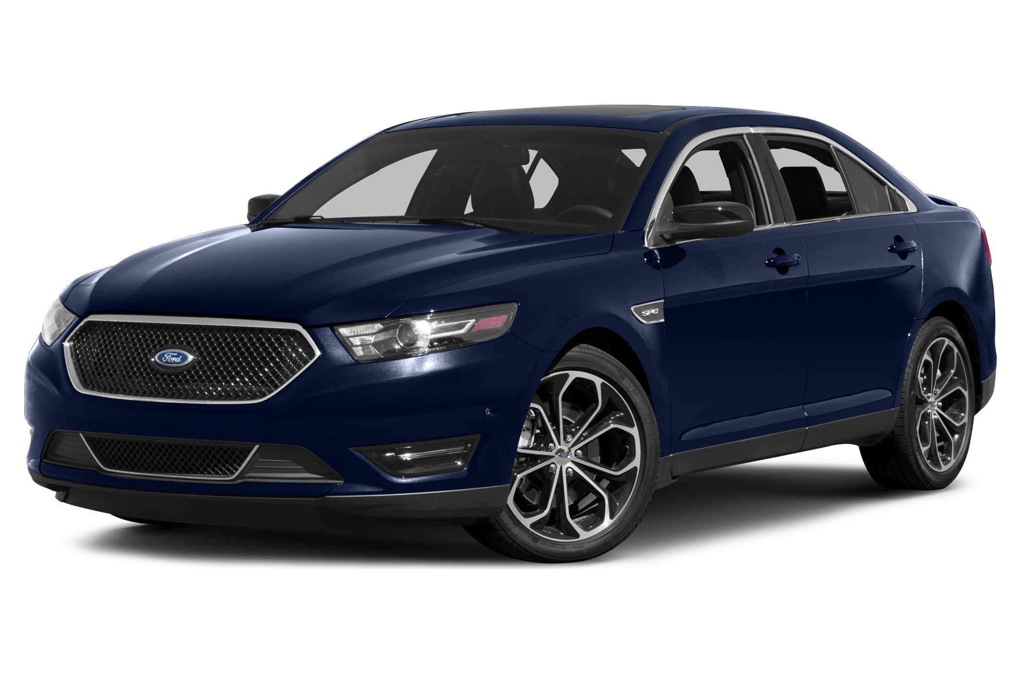 2013 Ford Taurus SHO 4dr All-wheel Drive Sedan Specs and Prices